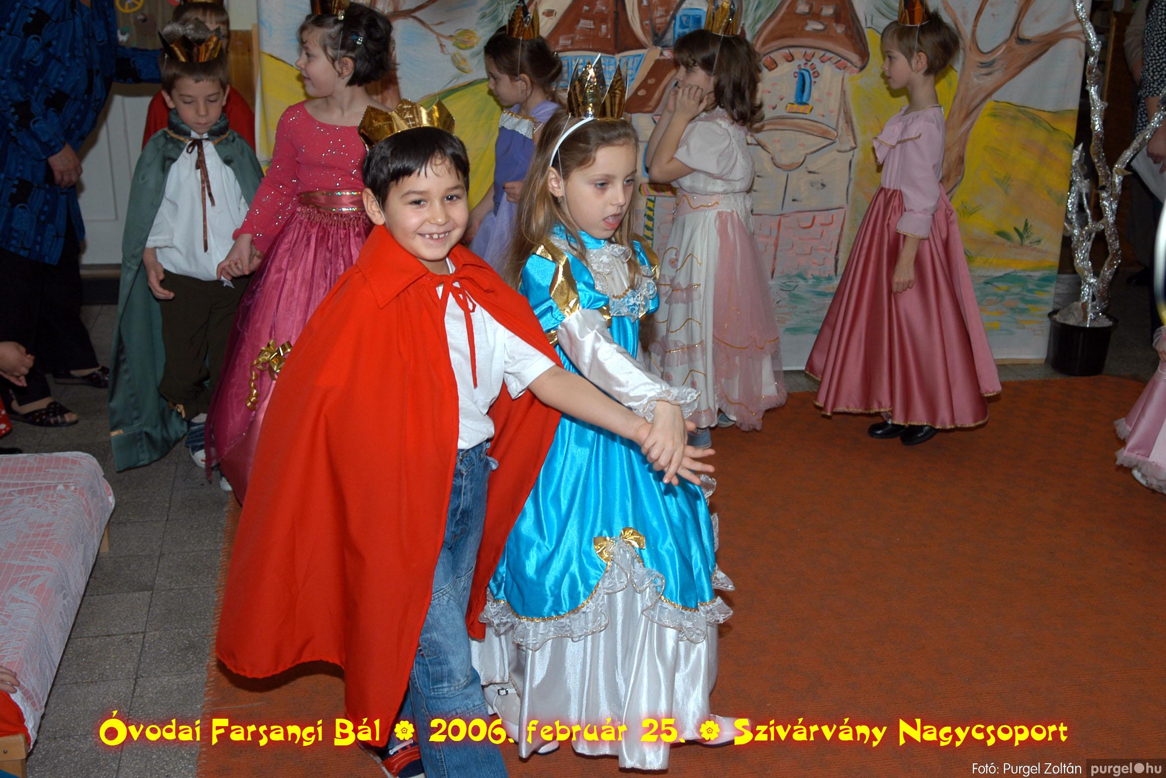 2006.02.25. 154 Kurca-parti Óvoda farsang 2006. - Szivárvány csoport - Fotó:PURGEL ZOLTÁN©.jpg