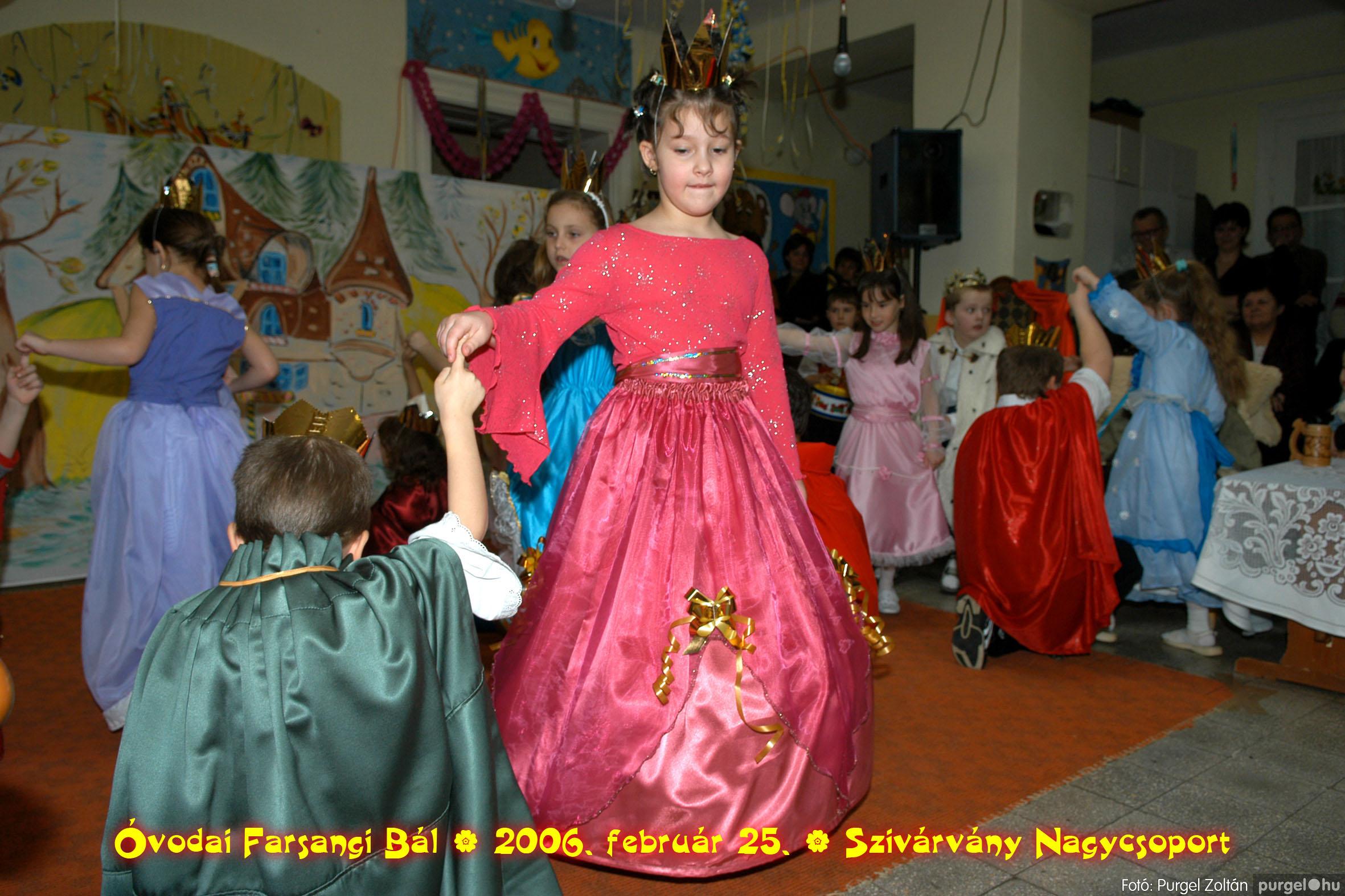 2006.02.25. 153 Kurca-parti Óvoda farsang 2006. - Szivárvány csoport - Fotó:PURGEL ZOLTÁN©.jpg