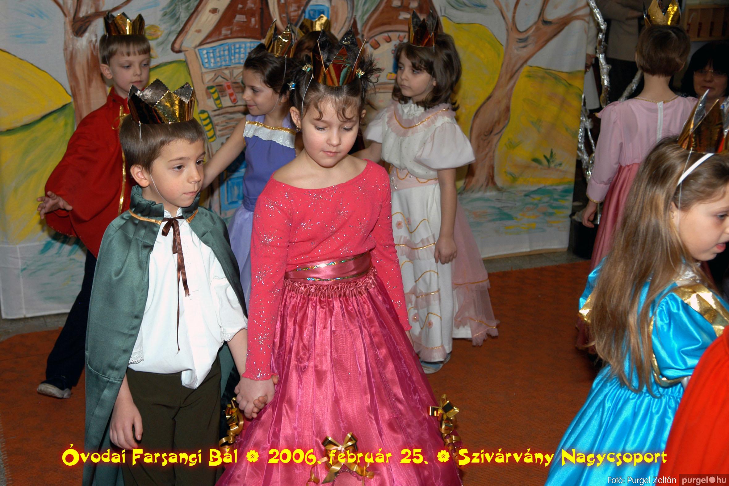2006.02.25. 152 Kurca-parti Óvoda farsang 2006. - Szivárvány csoport - Fotó:PURGEL ZOLTÁN©.jpg