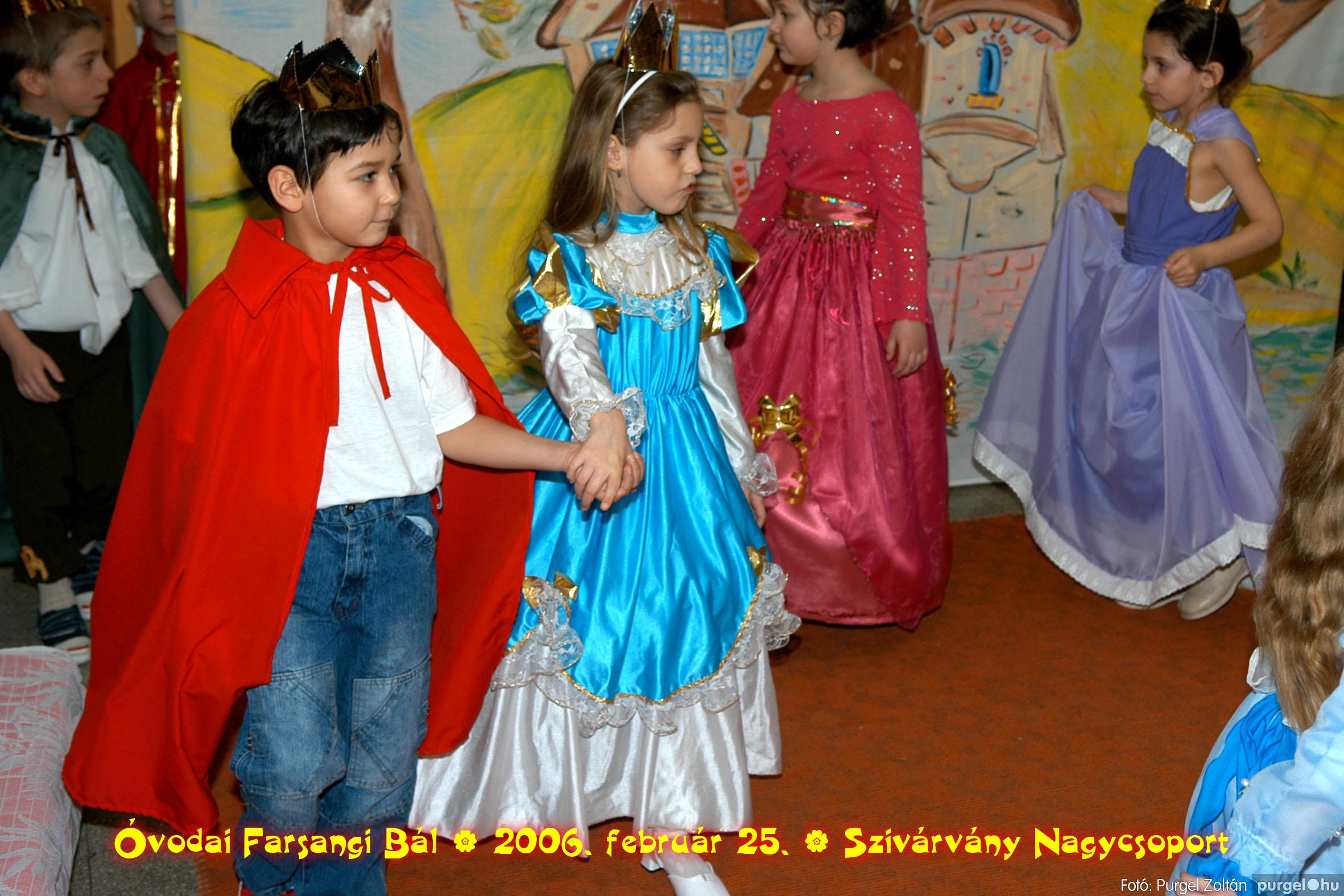 2006.02.25. 149 Kurca-parti Óvoda farsang 2006. - Szivárvány csoport - Fotó:PURGEL ZOLTÁN©.jpg