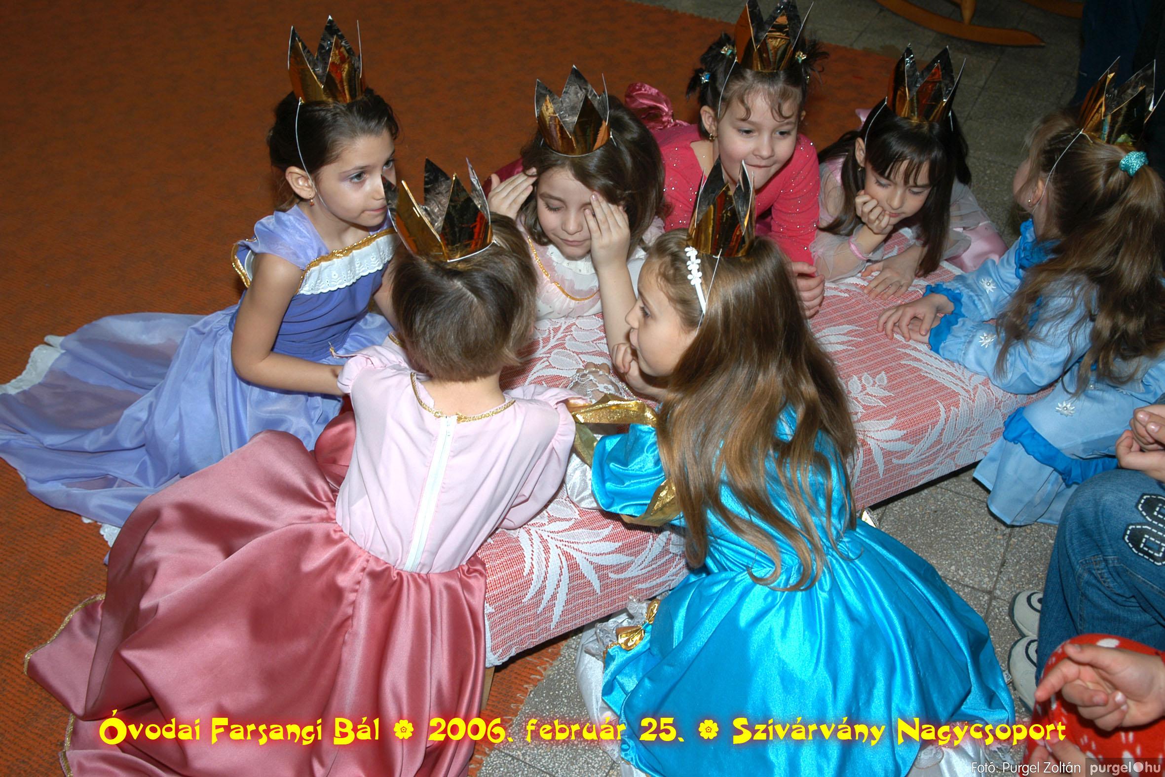 2006.02.25. 142 Kurca-parti Óvoda farsang 2006. - Szivárvány csoport - Fotó:PURGEL ZOLTÁN©.jpg