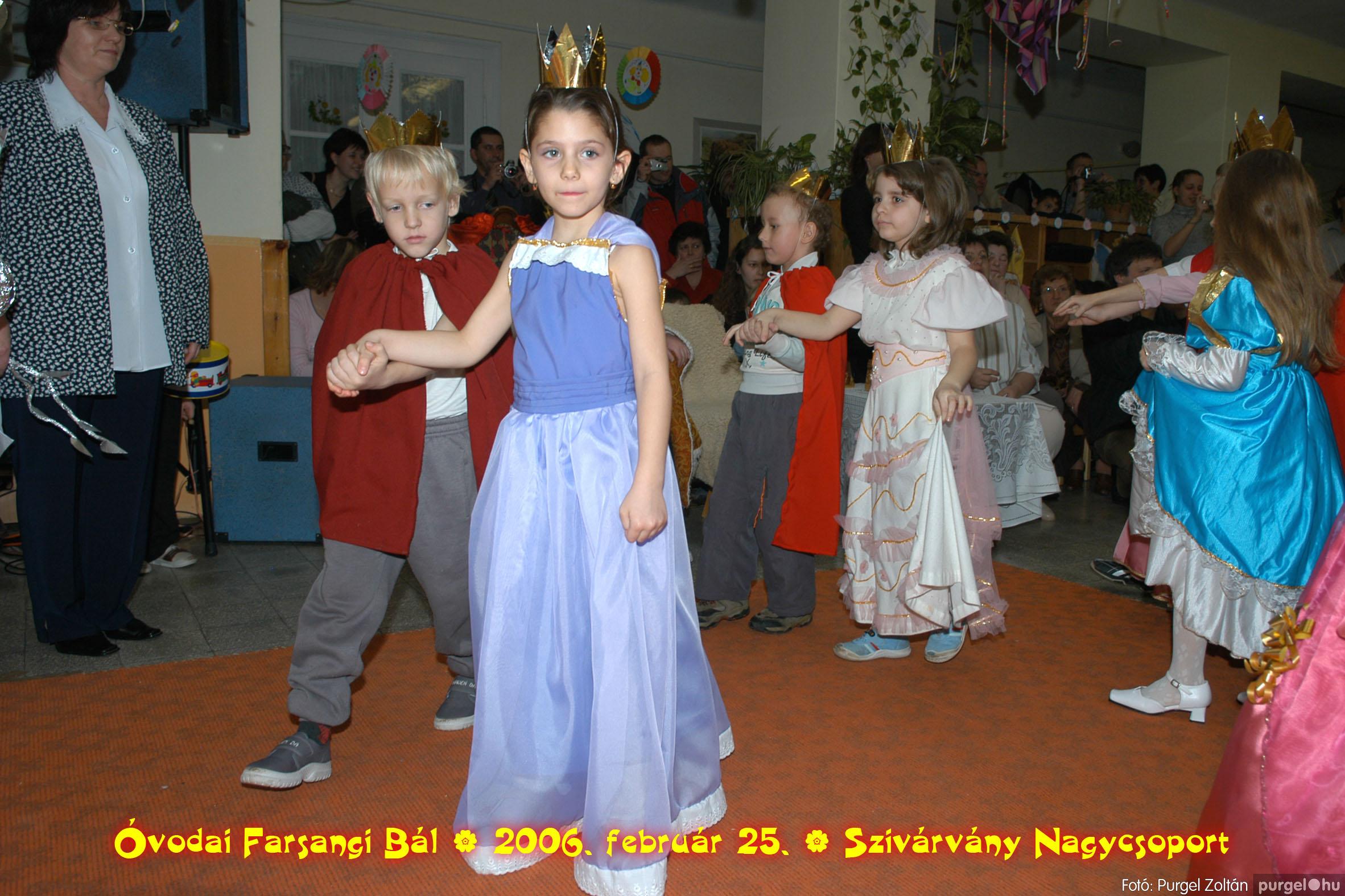 2006.02.25. 140 Kurca-parti Óvoda farsang 2006. - Szivárvány csoport - Fotó:PURGEL ZOLTÁN©.jpg