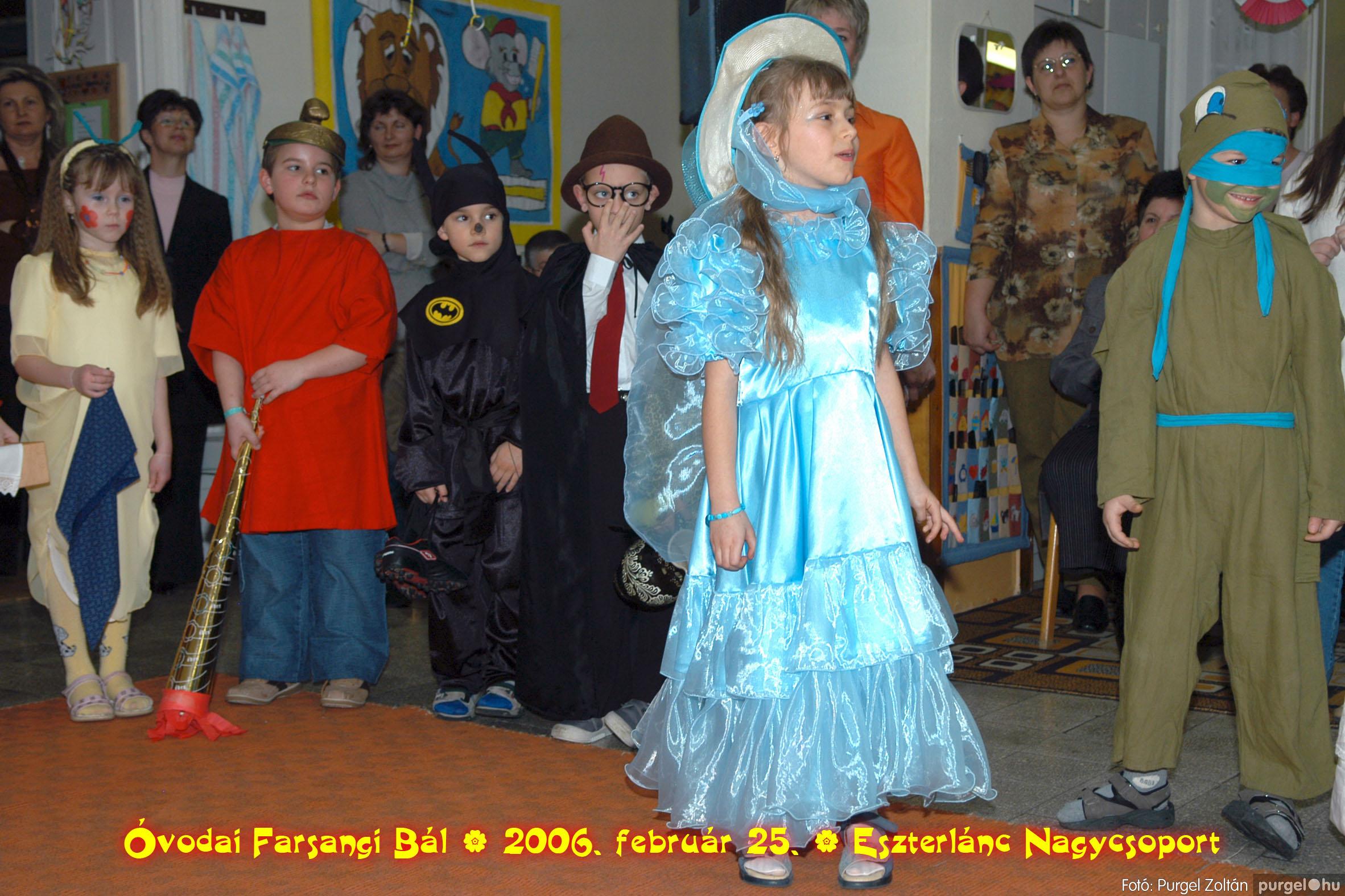 2006.02.25. 138 Kurca-parti Óvoda farsang 2006. - Eszterlánc csoport - Fotó:PURGEL ZOLTÁN©.jpg