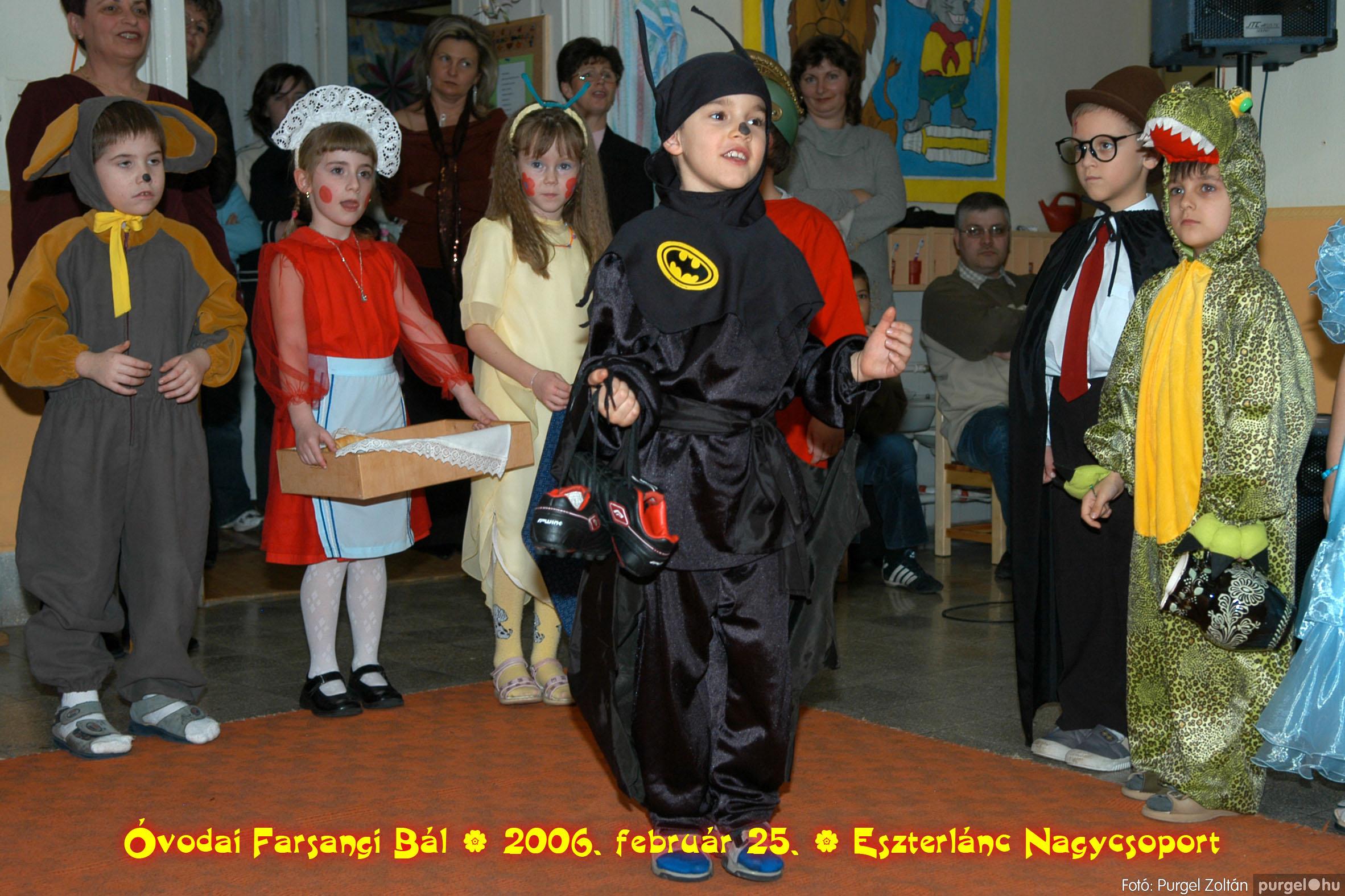 2006.02.25. 135 Kurca-parti Óvoda farsang 2006. - Eszterlánc csoport - Fotó:PURGEL ZOLTÁN©.jpg