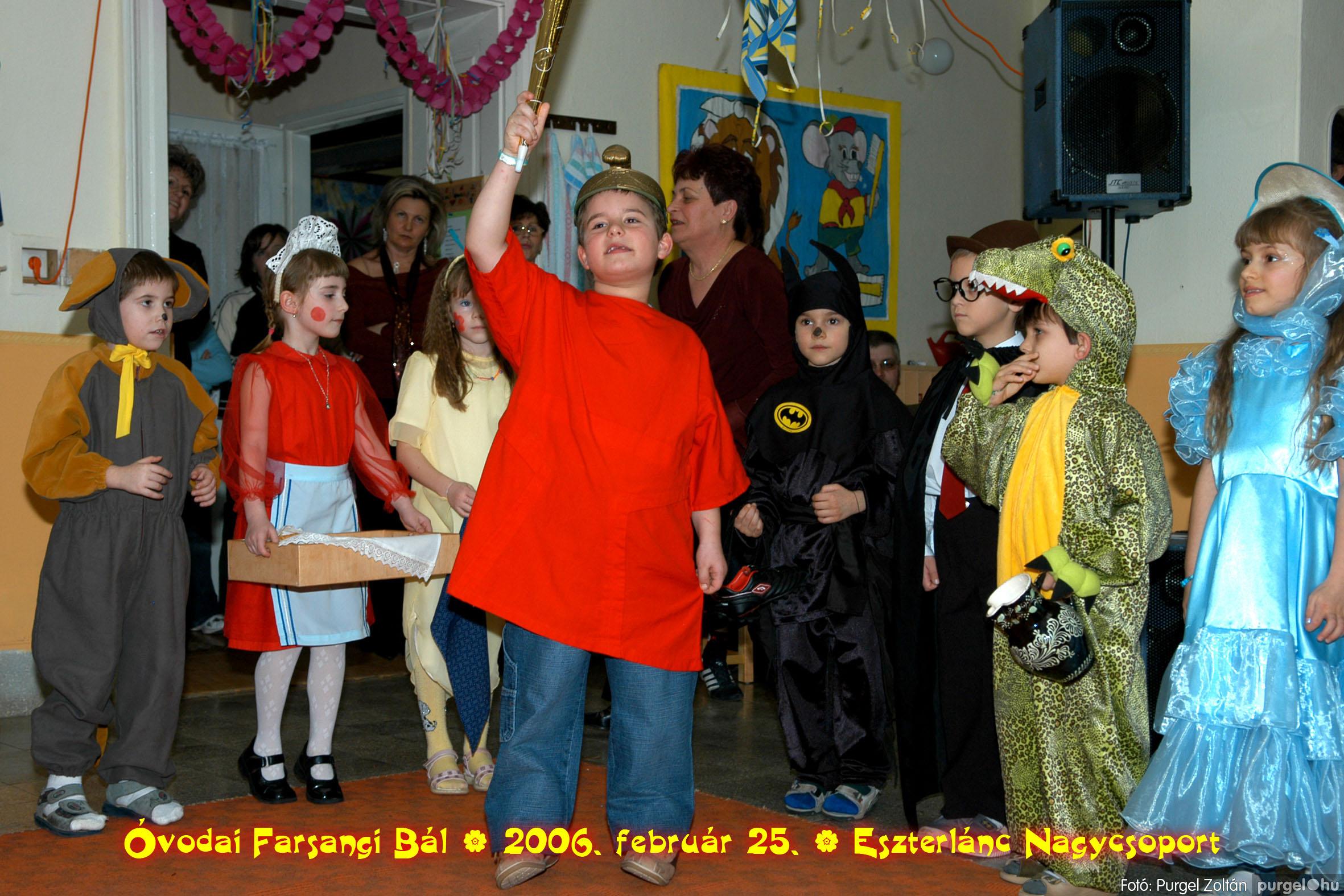 2006.02.25. 134 Kurca-parti Óvoda farsang 2006. - Eszterlánc csoport - Fotó:PURGEL ZOLTÁN©.jpg
