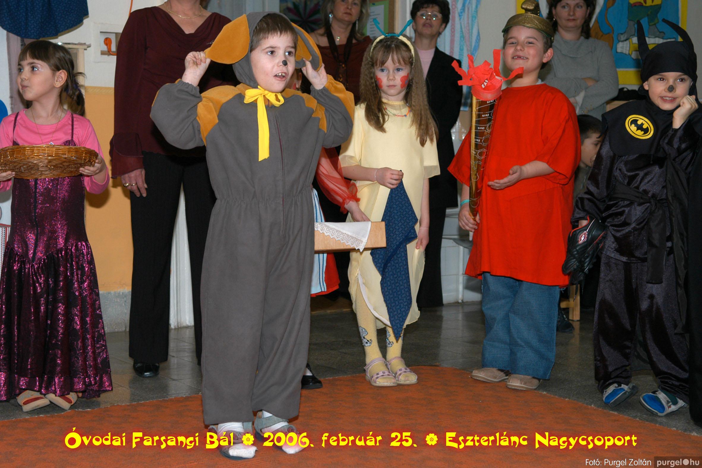 2006.02.25. 131 Kurca-parti Óvoda farsang 2006. - Eszterlánc csoport - Fotó:PURGEL ZOLTÁN©.jpg