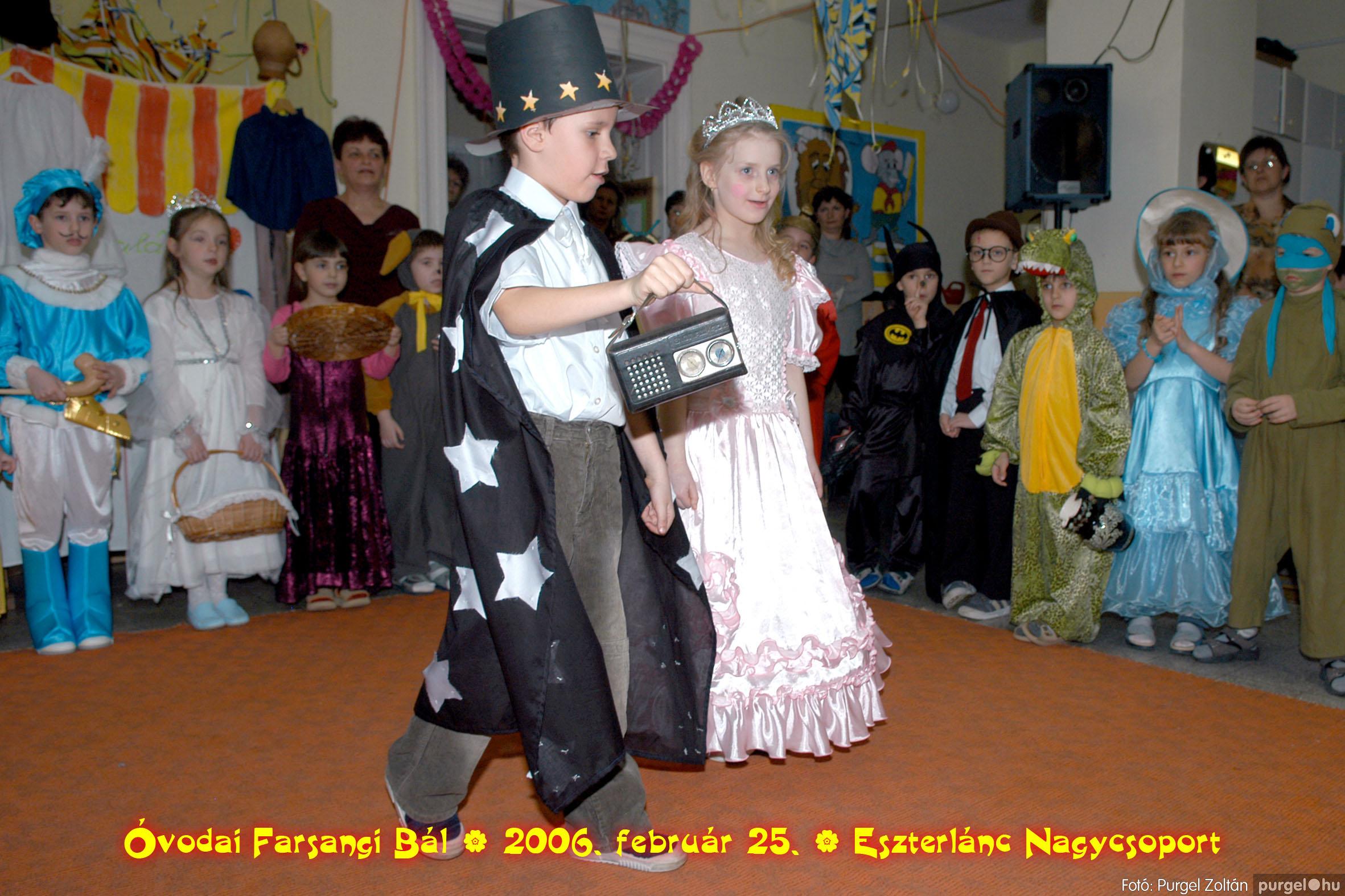 2006.02.25. 125 Kurca-parti Óvoda farsang 2006. - Eszterlánc csoport - Fotó:PURGEL ZOLTÁN©.jpg