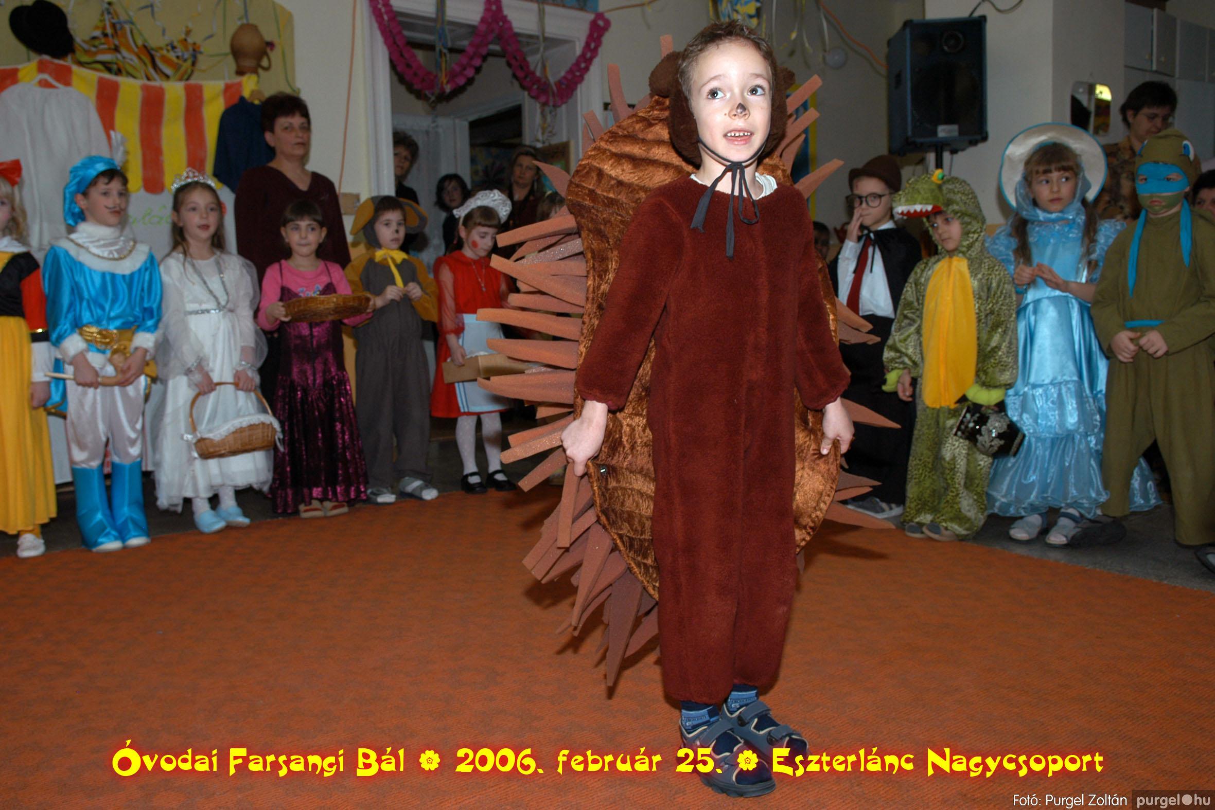 2006.02.25. 123 Kurca-parti Óvoda farsang 2006. - Eszterlánc csoport - Fotó:PURGEL ZOLTÁN©.jpg