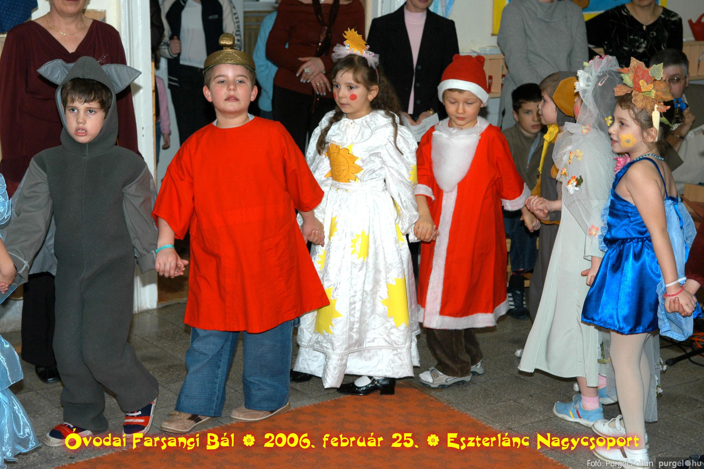 2006.02.25. 122 Kurca-parti Óvoda farsang 2006. - Eszterlánc csoport - Fotó:PURGEL ZOLTÁN©.jpg