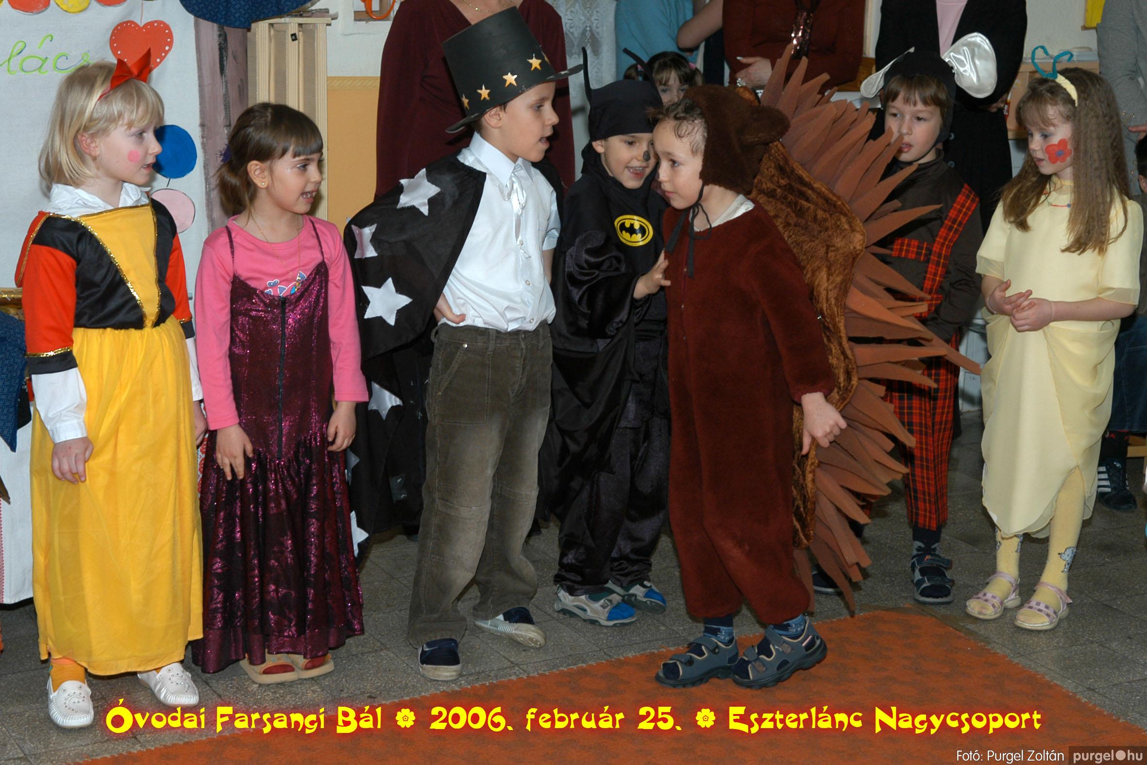 2006.02.25. 121 Kurca-parti Óvoda farsang 2006. - Eszterlánc csoport - Fotó:PURGEL ZOLTÁN©.jpg