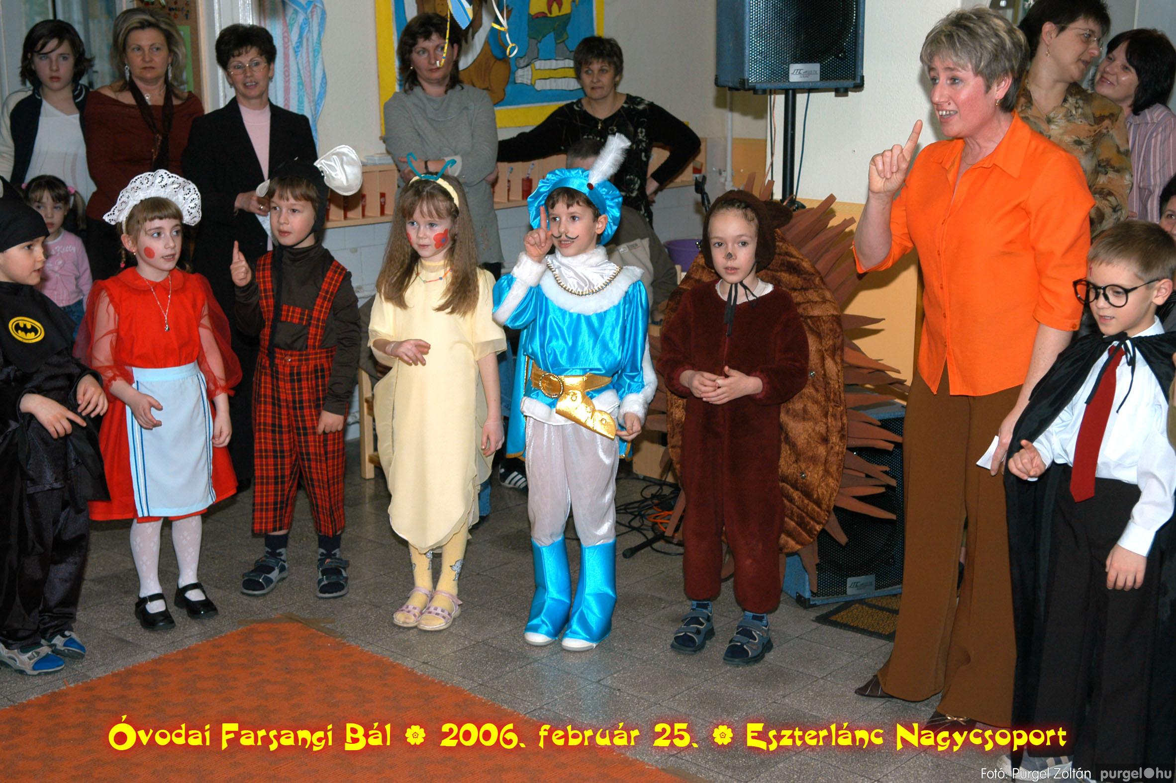 2006.02.25. 117 Kurca-parti Óvoda farsang 2006. - Eszterlánc csoport - Fotó:PURGEL ZOLTÁN©.jpg