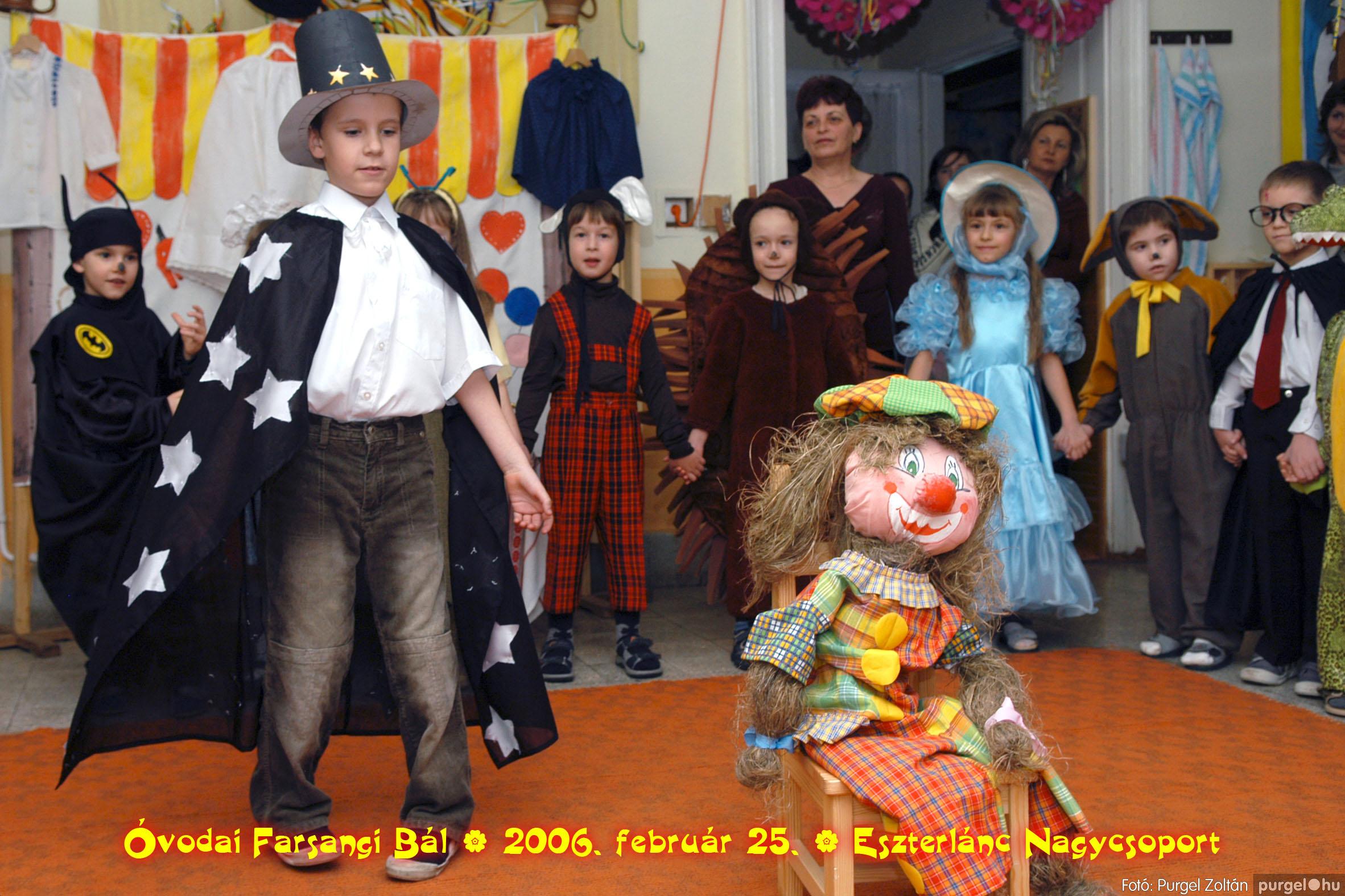 2006.02.25. 104 Kurca-parti Óvoda farsang 2006. - Eszterlánc csoport - Fotó:PURGEL ZOLTÁN©.jpg