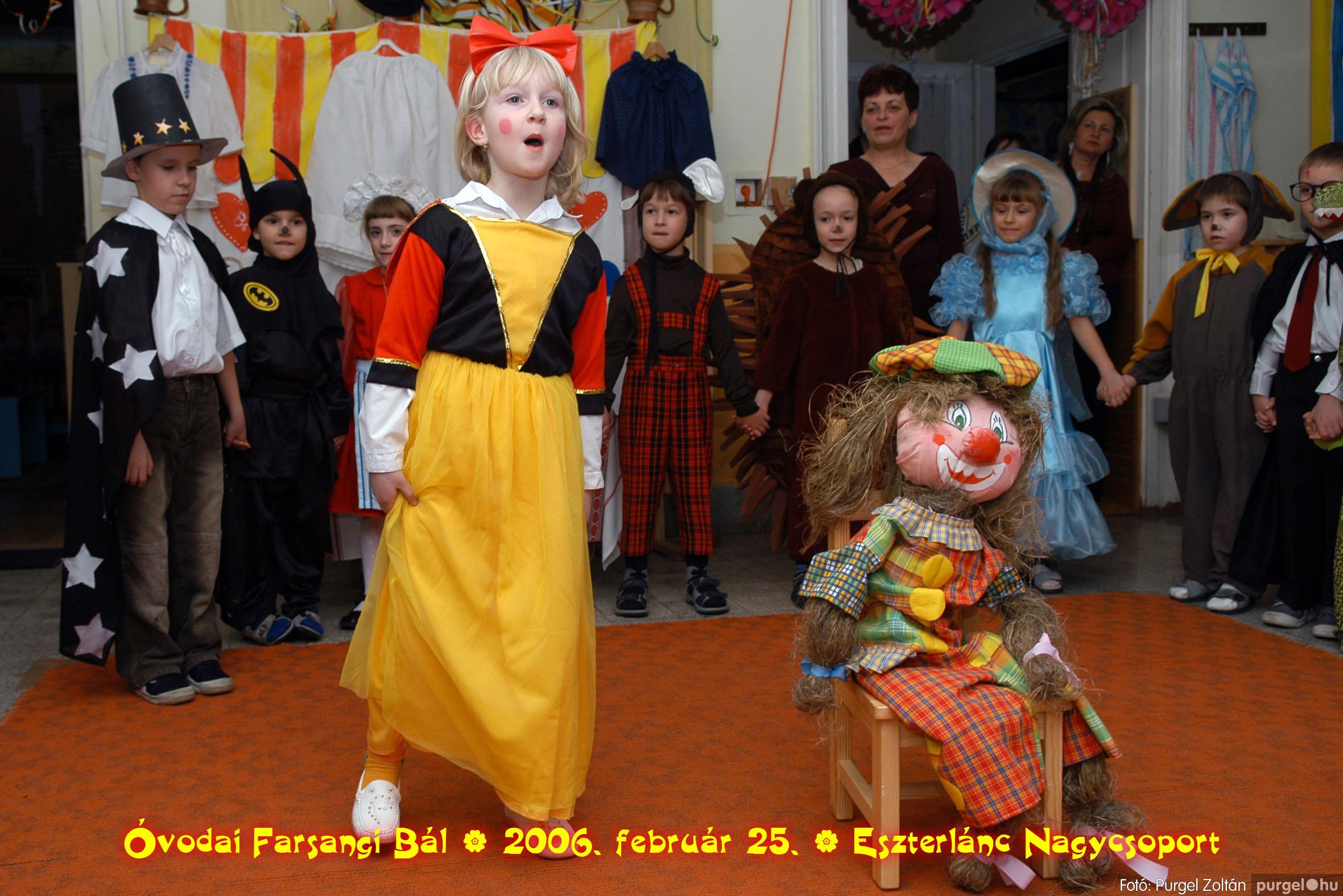 2006.02.25. 103 Kurca-parti Óvoda farsang 2006. - Eszterlánc csoport - Fotó:PURGEL ZOLTÁN©.jpg