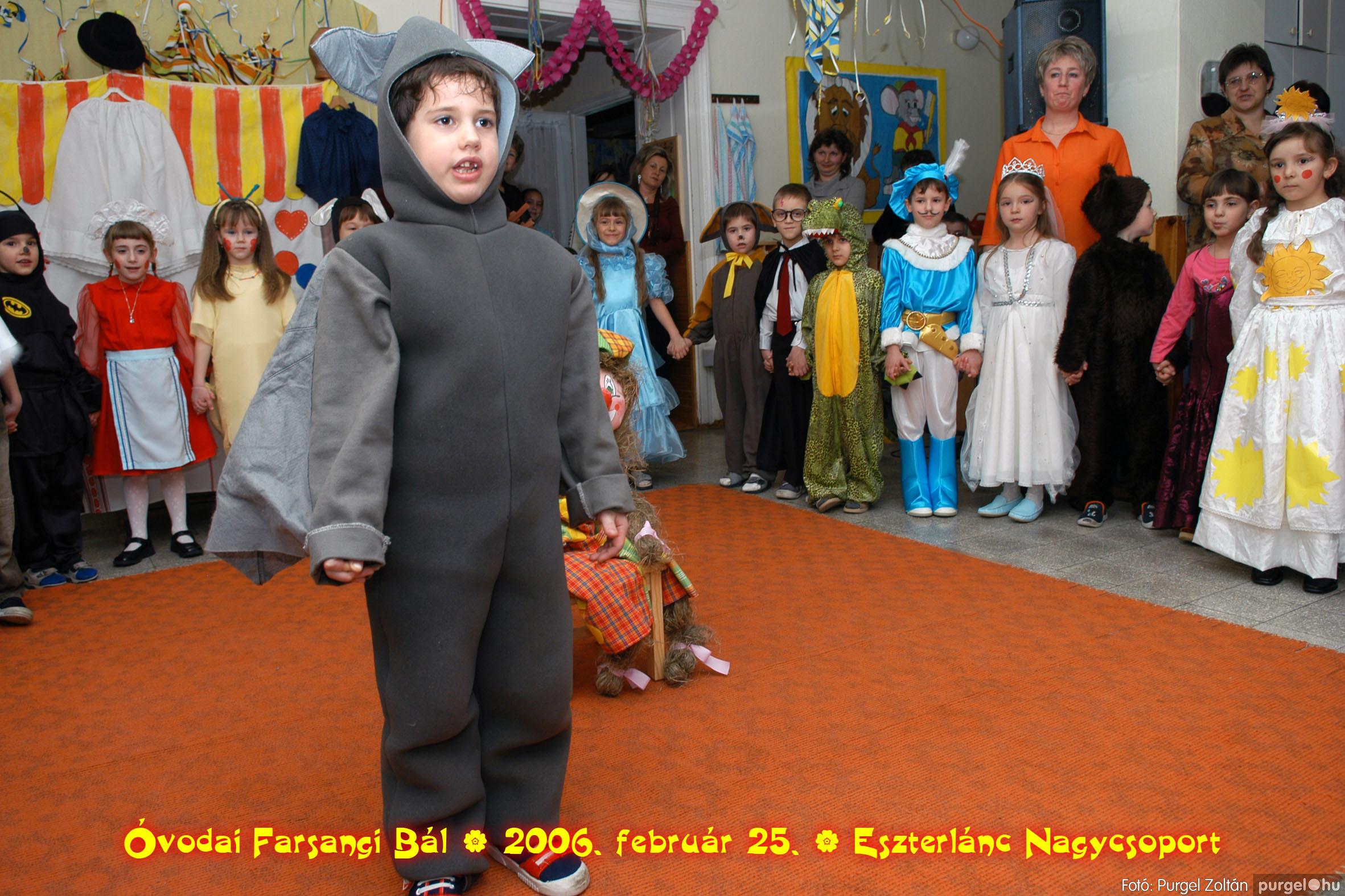 2006.02.25. 101 Kurca-parti Óvoda farsang 2006. - Eszterlánc csoport - Fotó:PURGEL ZOLTÁN©.jpg
