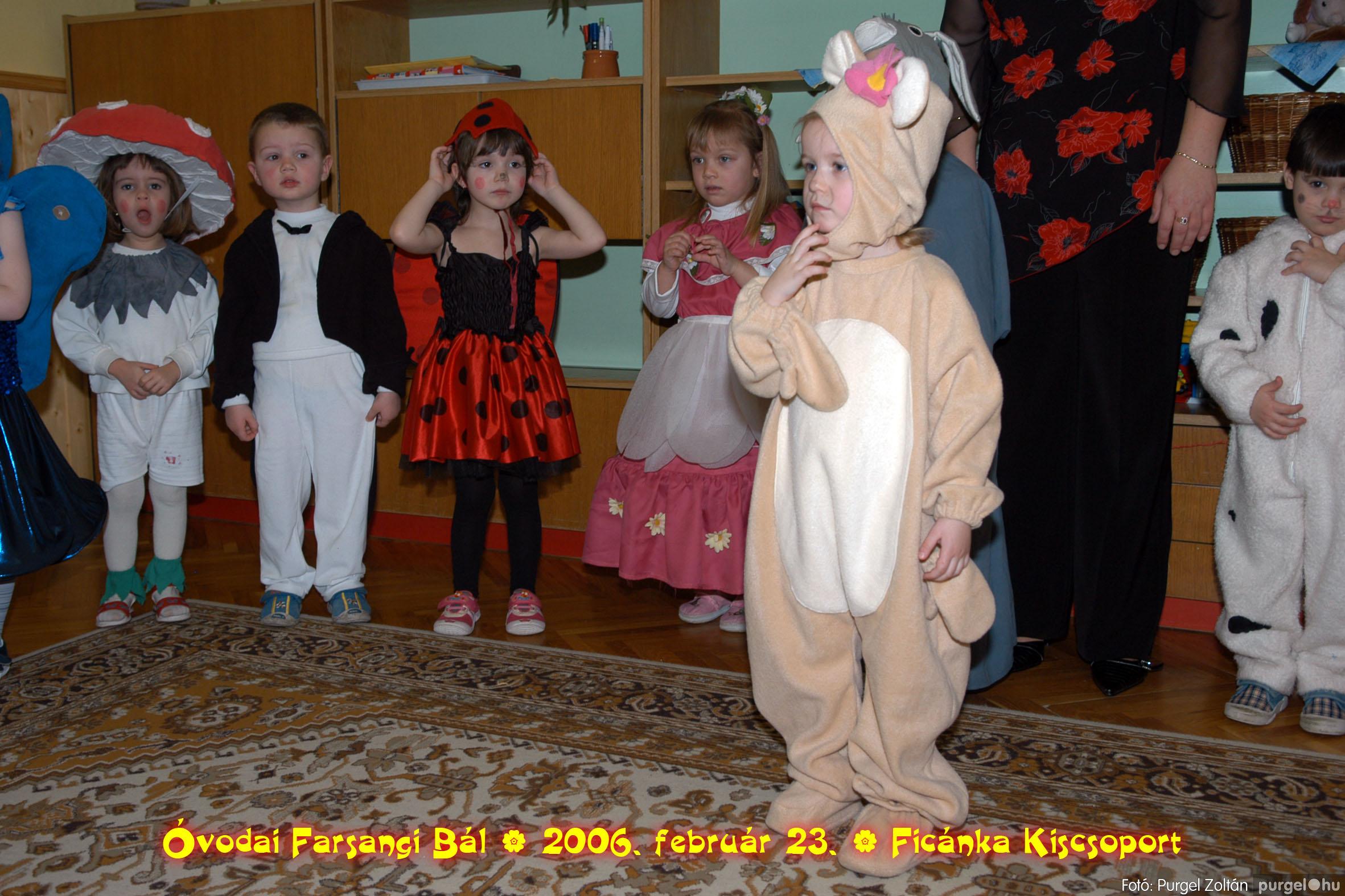 2006.02.23. 093 Kurca-parti Óvoda farsang 2006. - Ficánka csoport - Fotó:PURGEL ZOLTÁN© .jpg