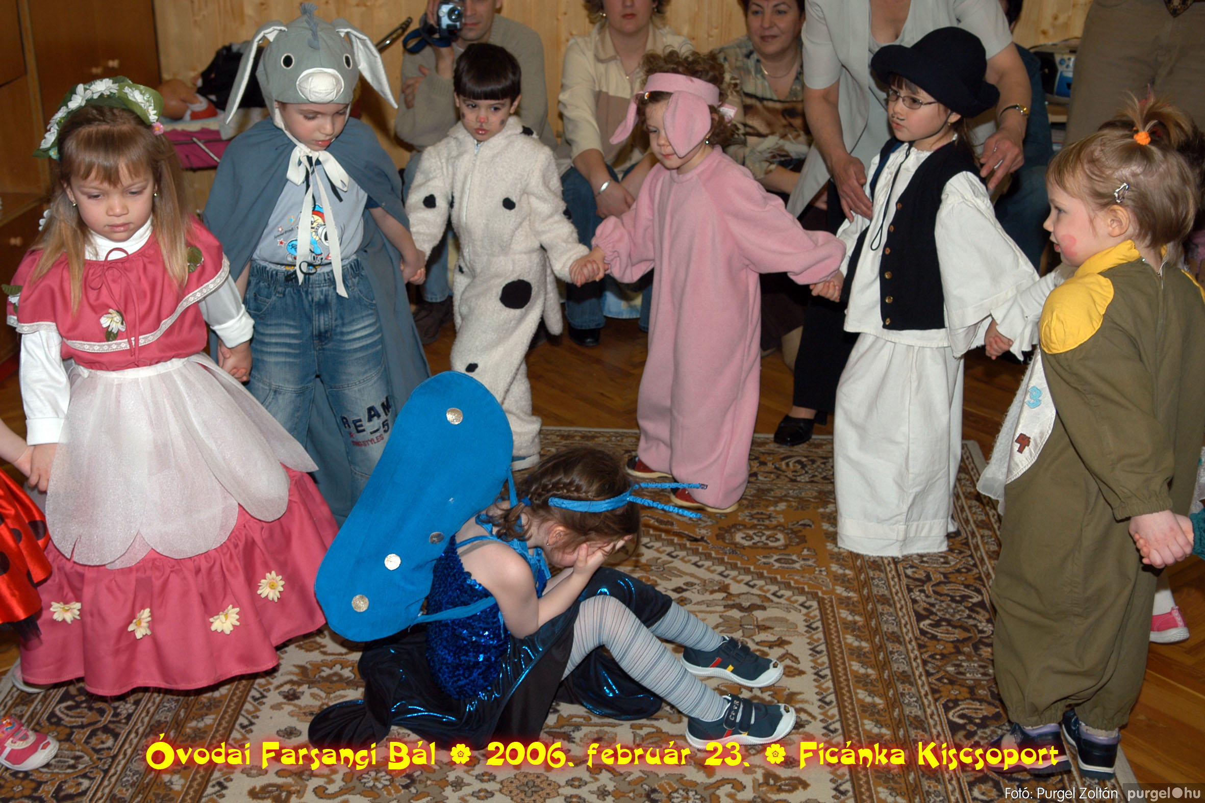 2006.02.23. 088 Kurca-parti Óvoda farsang 2006. - Ficánka csoport - Fotó:PURGEL ZOLTÁN© .jpg