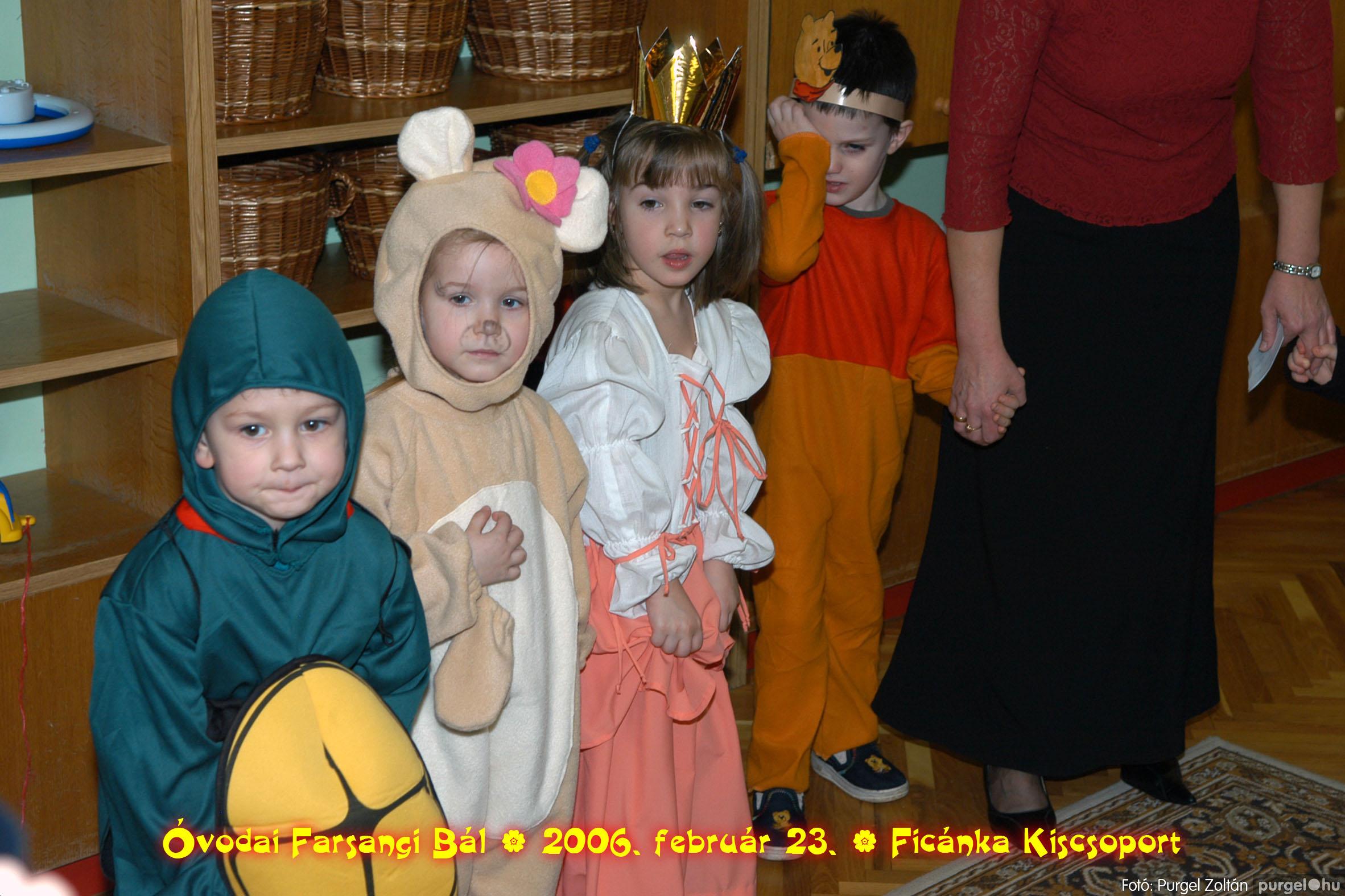 2006.02.23. 083 Kurca-parti Óvoda farsang 2006. - Ficánka csoport - Fotó:PURGEL ZOLTÁN© .jpg