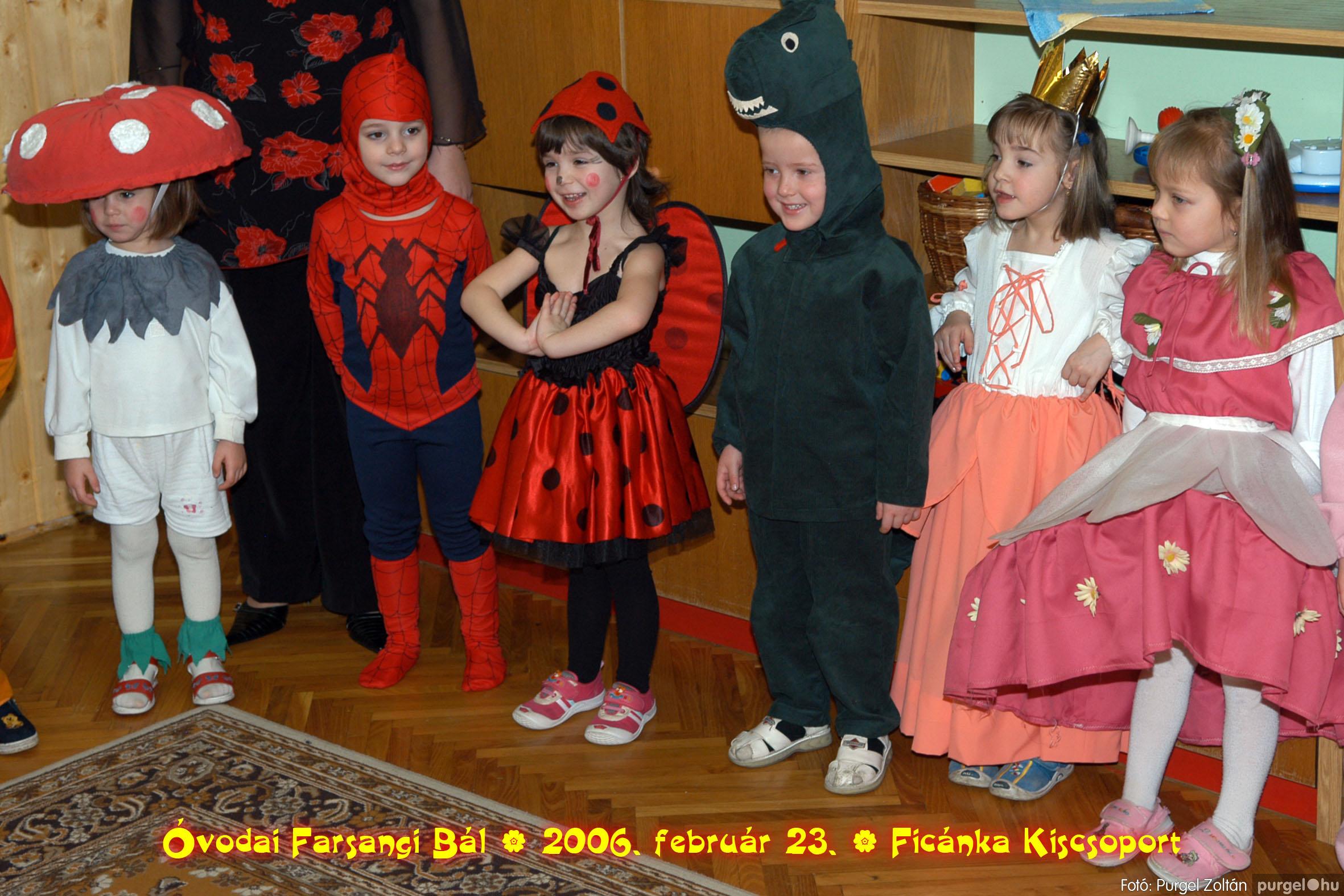 2006.02.23. 069 Kurca-parti Óvoda farsang 2006. - Ficánka csoport - Fotó:PURGEL ZOLTÁN© .jpg