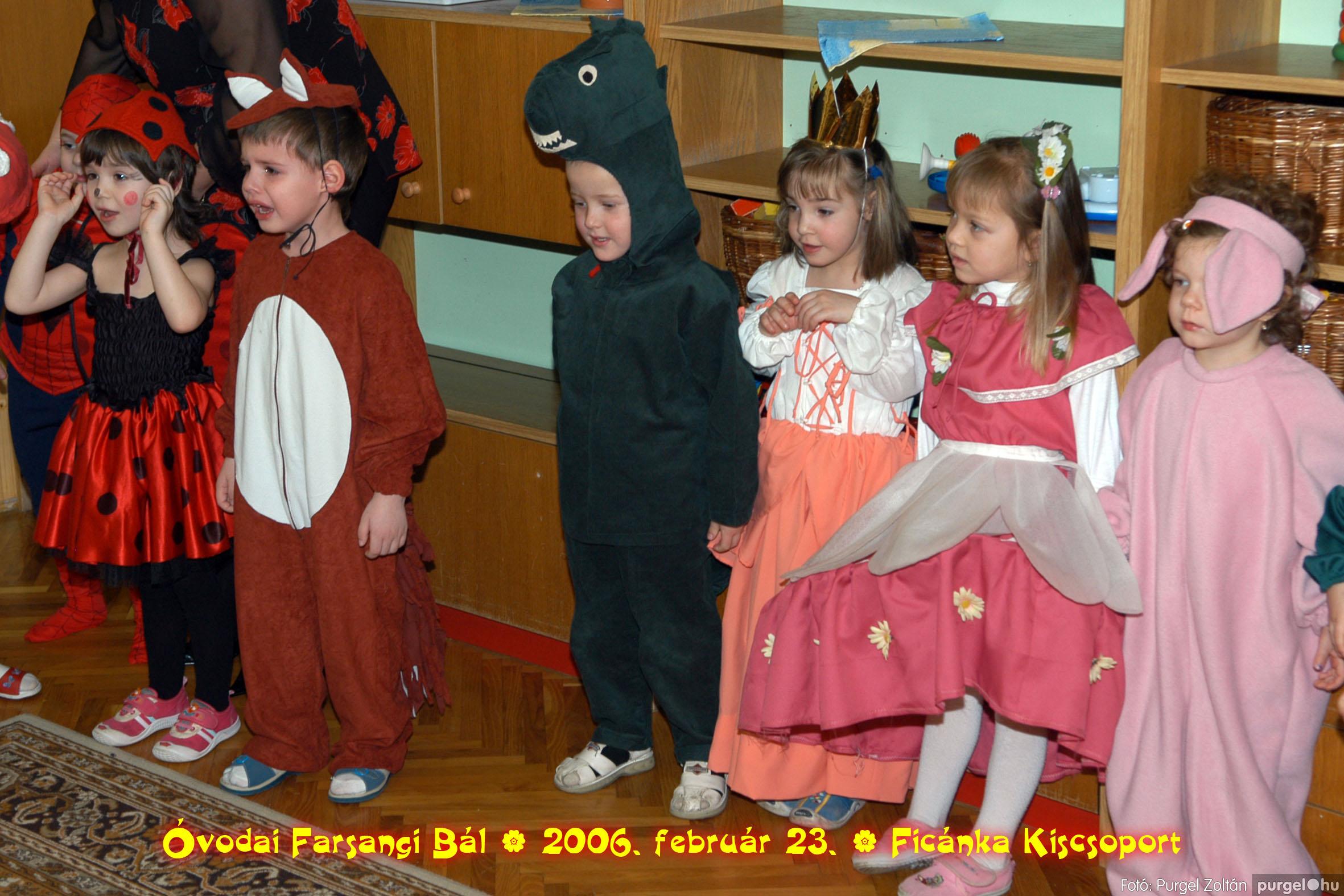 2006.02.23. 064 Kurca-parti Óvoda farsang 2006. - Ficánka csoport - Fotó:PURGEL ZOLTÁN© .jpg