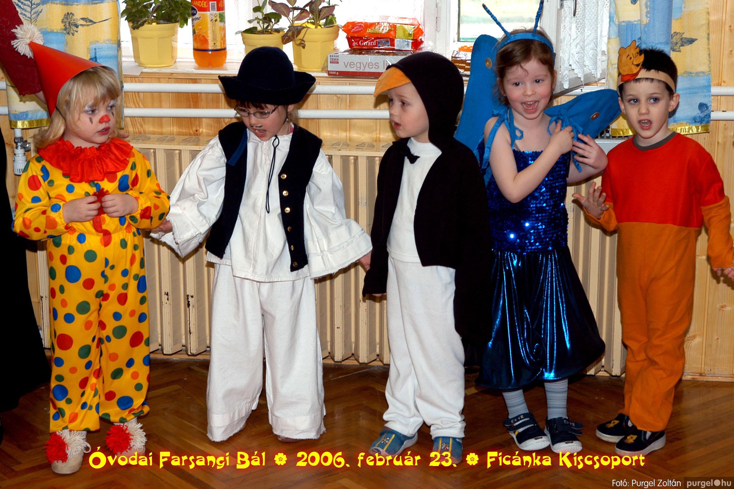 2006.02.23. 063 Kurca-parti Óvoda farsang 2006. - Ficánka csoport - Fotó:PURGEL ZOLTÁN© .jpg