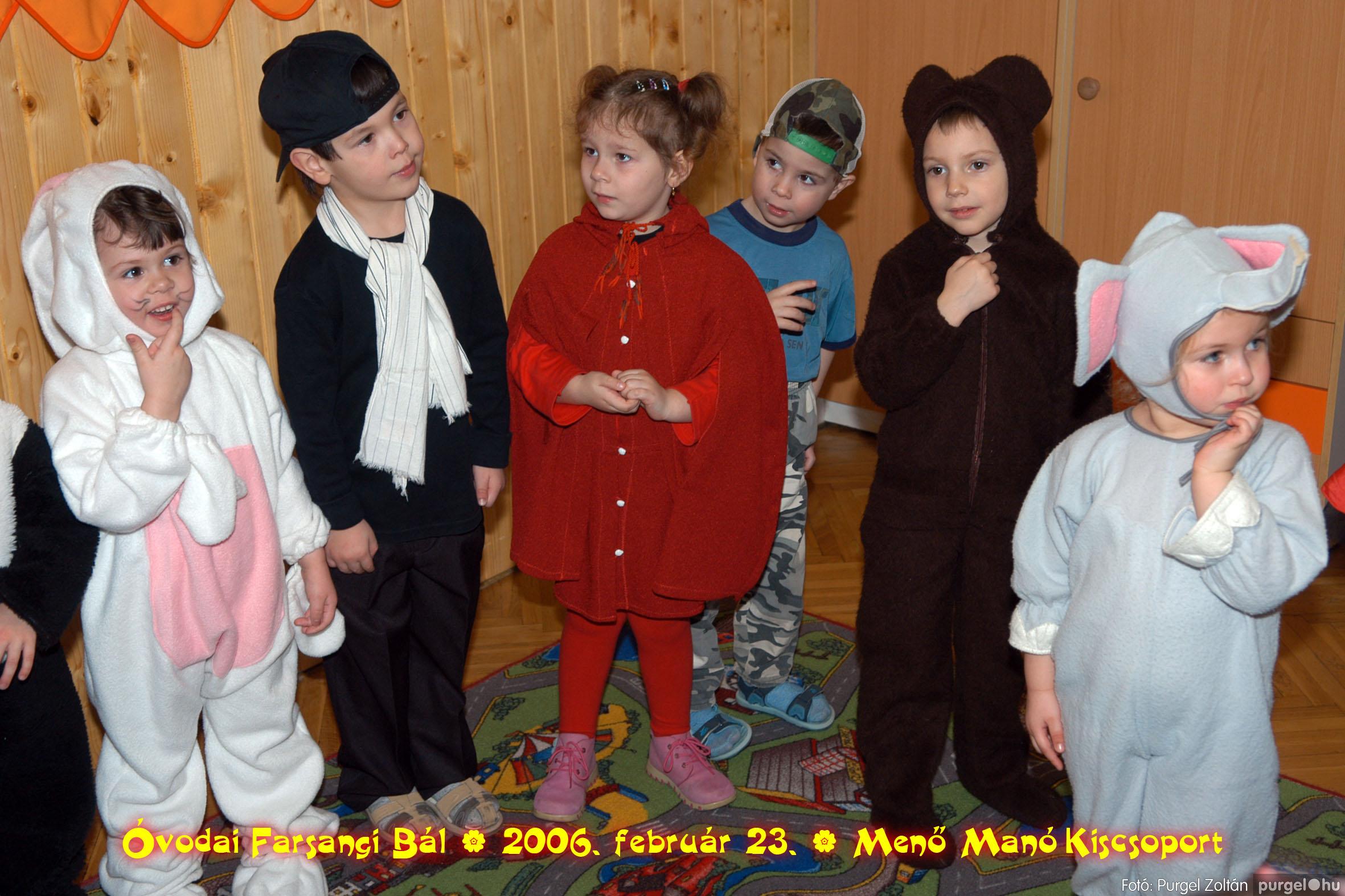 2006.02.23. 058 Kurca-parti Óvoda farsang 2006. - Menő-Manó csoport - Fotó:PURGEL ZOLTÁN©.jpg