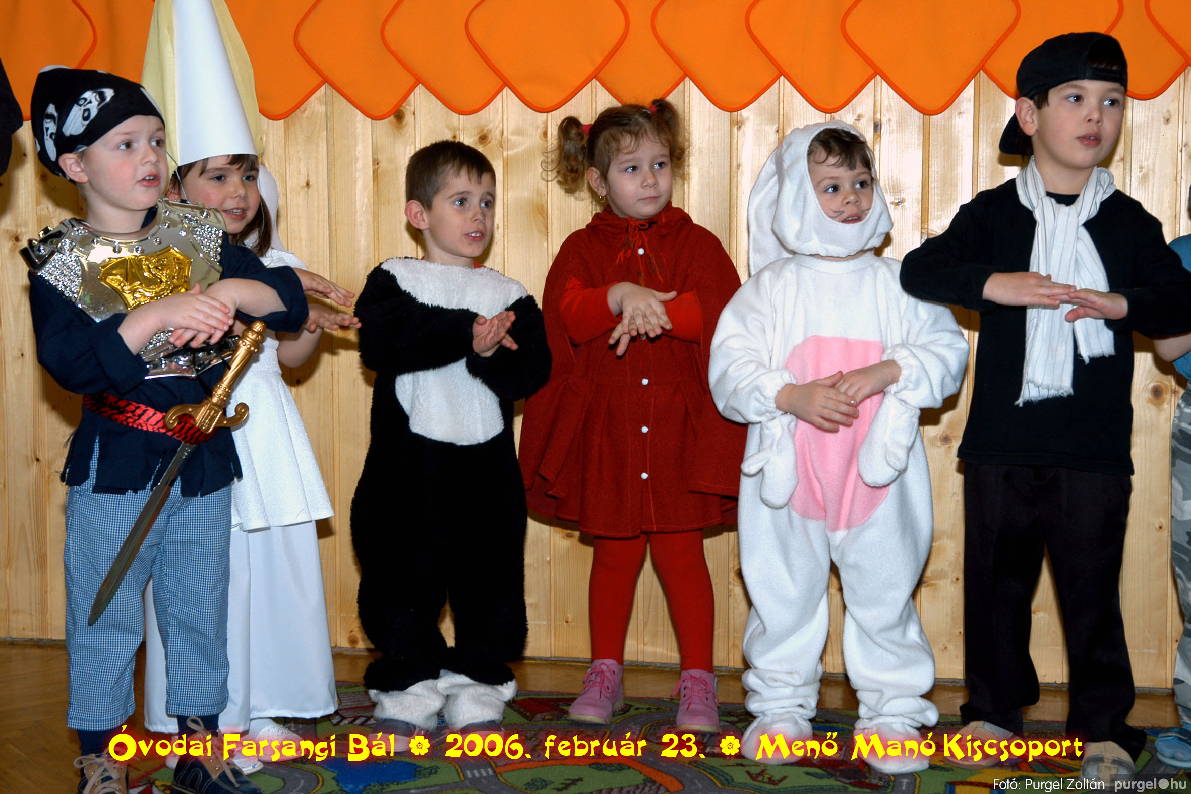 2006.02.23. 051 Kurca-parti Óvoda farsang 2006. - Menő-Manó csoport - Fotó:PURGEL ZOLTÁN©.jpg