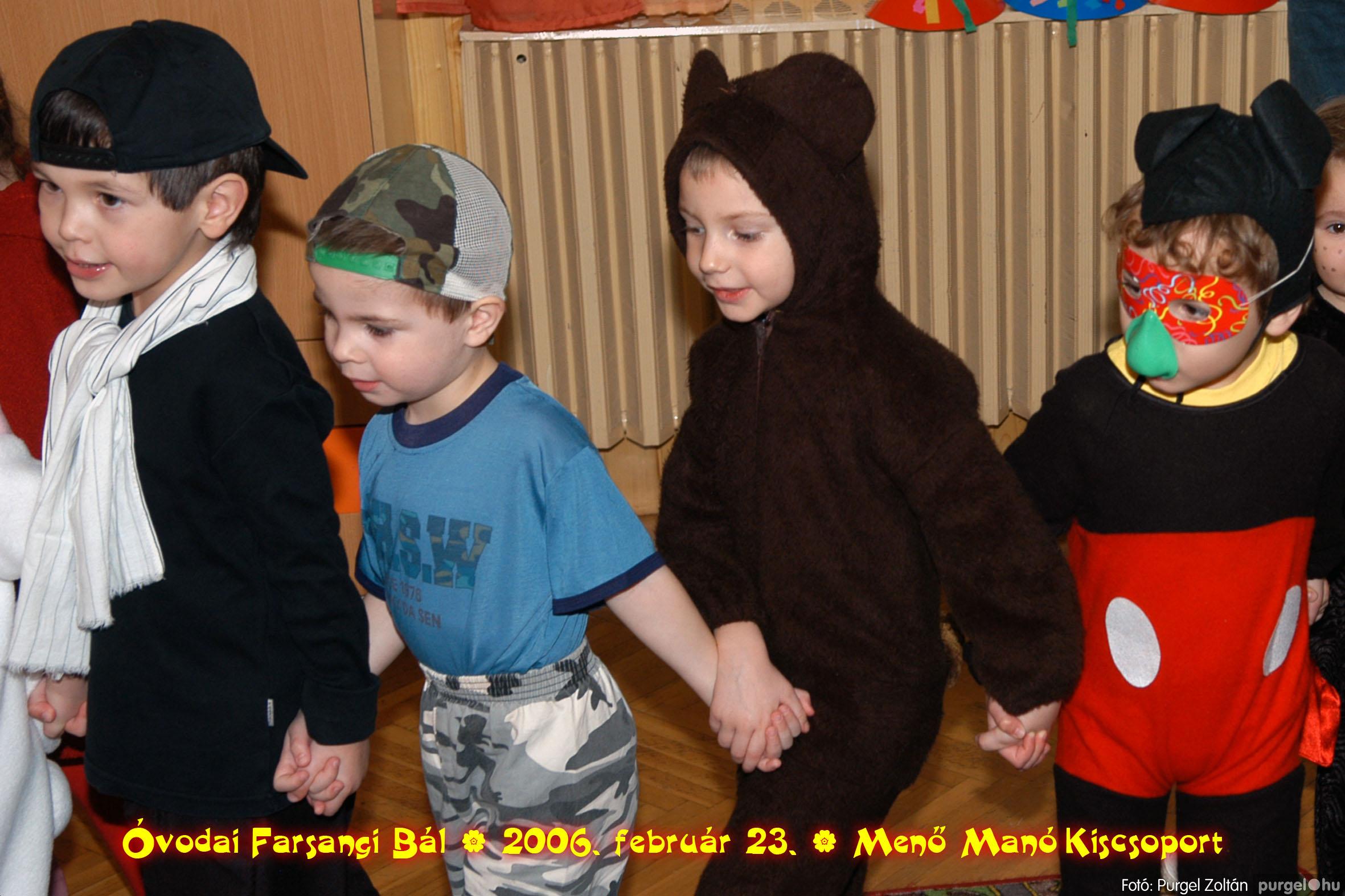 2006.02.23. 040 Kurca-parti Óvoda farsang 2006. - Menő-Manó csoport - Fotó:PURGEL ZOLTÁN©.jpg