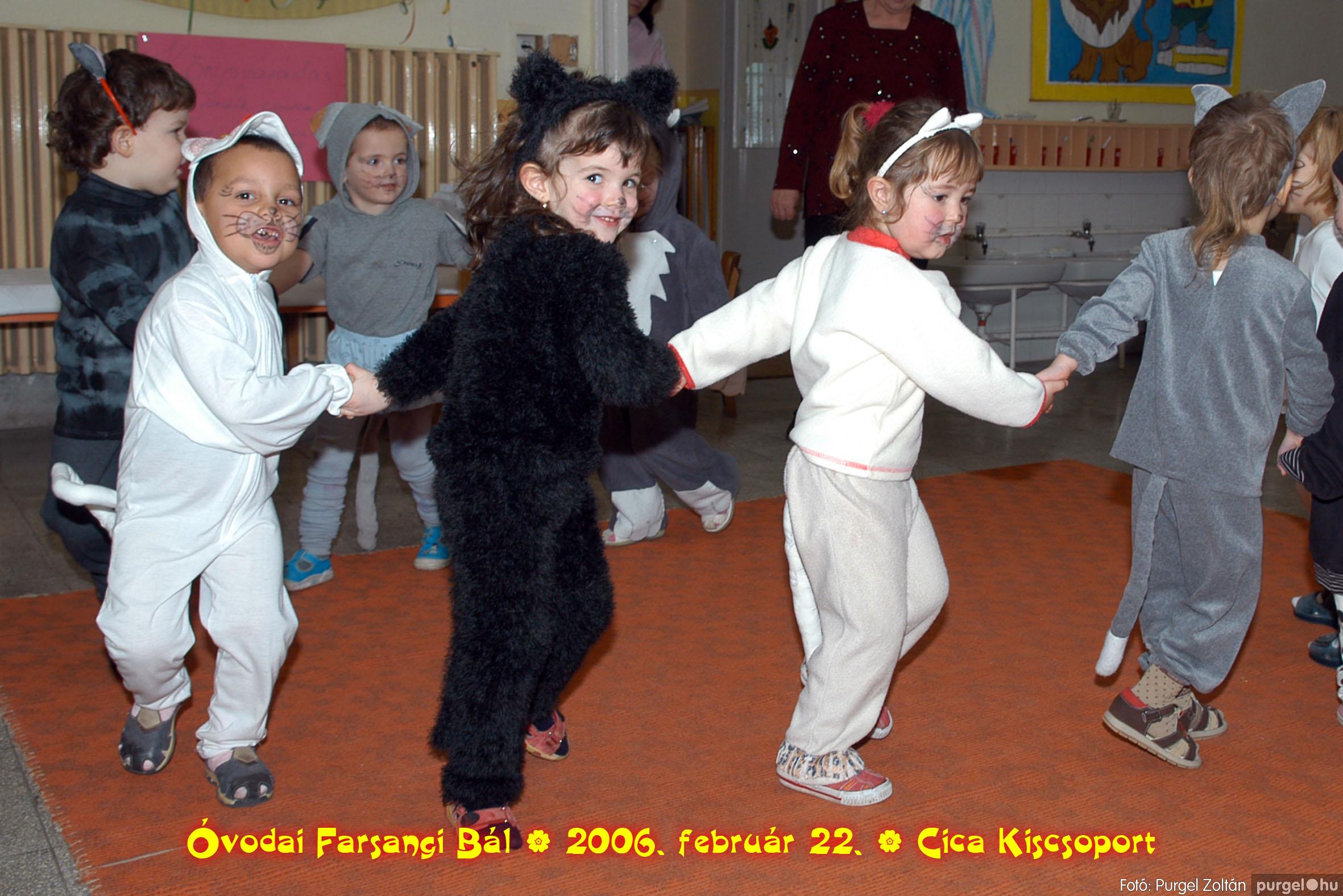2006.02.22. 028 Kurca-parti Óvoda farsang 2006. - Cica csoport - Fotó:PURGEL ZOLTÁN© 728.jpg