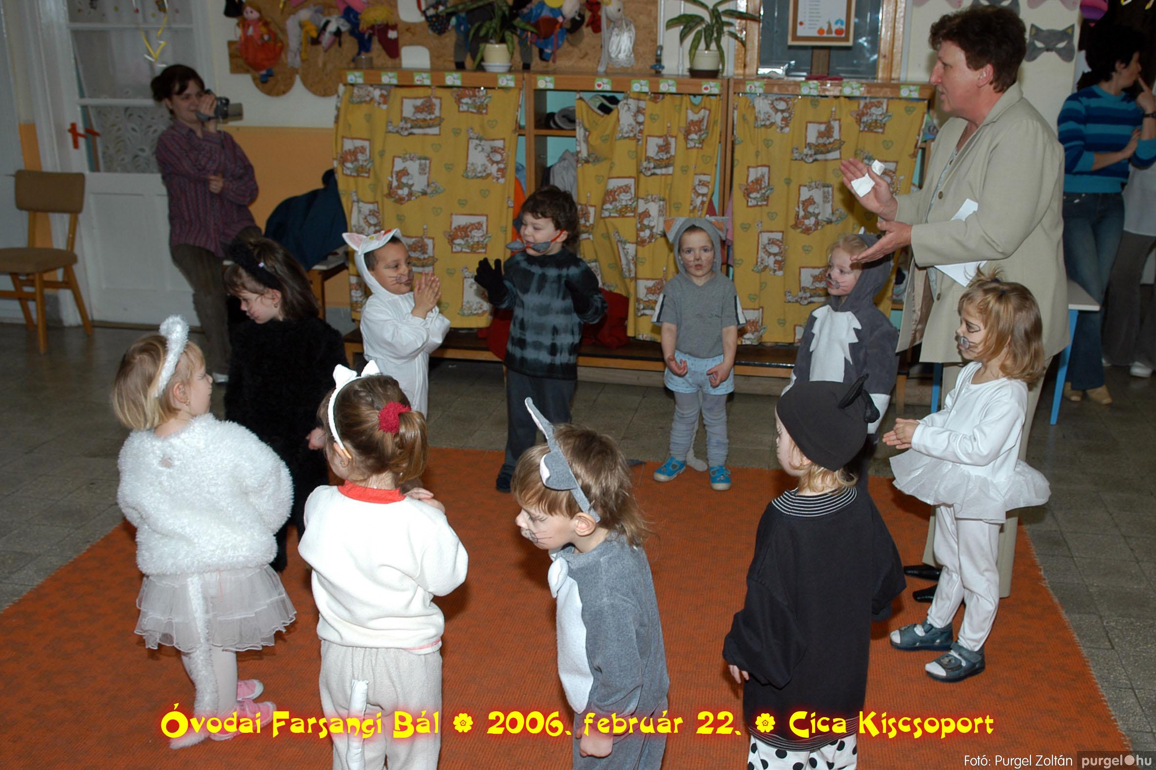 2006.02.22. 025 Kurca-parti Óvoda farsang 2006. - Cica csoport - Fotó:PURGEL ZOLTÁN© 725.jpg
