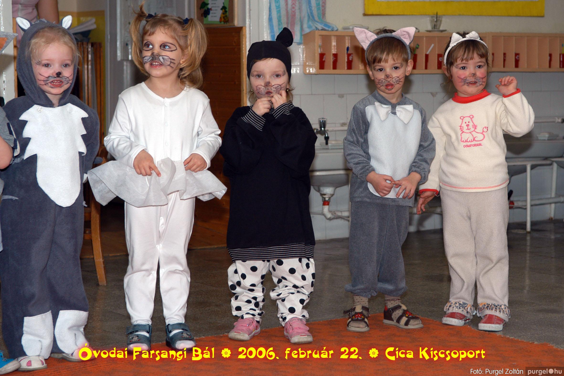 2006.02.22. 019 Kurca-parti Óvoda farsang 2006. - Cica csoport - Fotó:PURGEL ZOLTÁN© 719.jpg