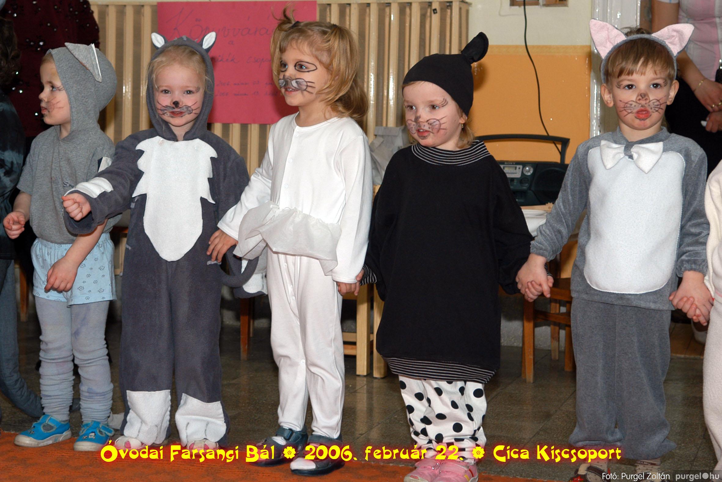 2006.02.22. 014 Kurca-parti Óvoda farsang 2006. - Cica csoport - Fotó:PURGEL ZOLTÁN© 714.jpg