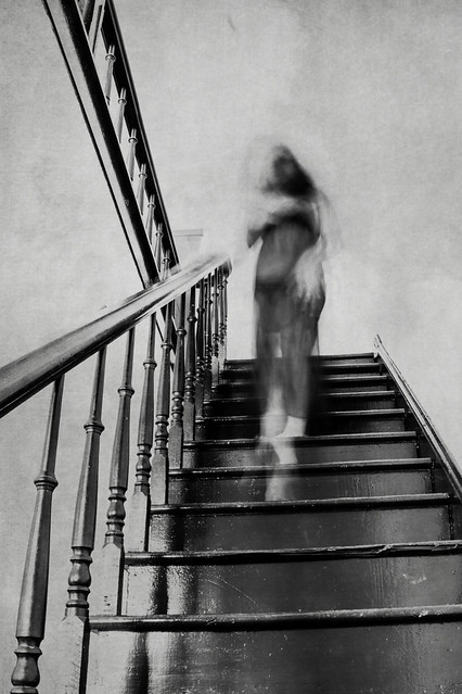 stairway from beyond ~