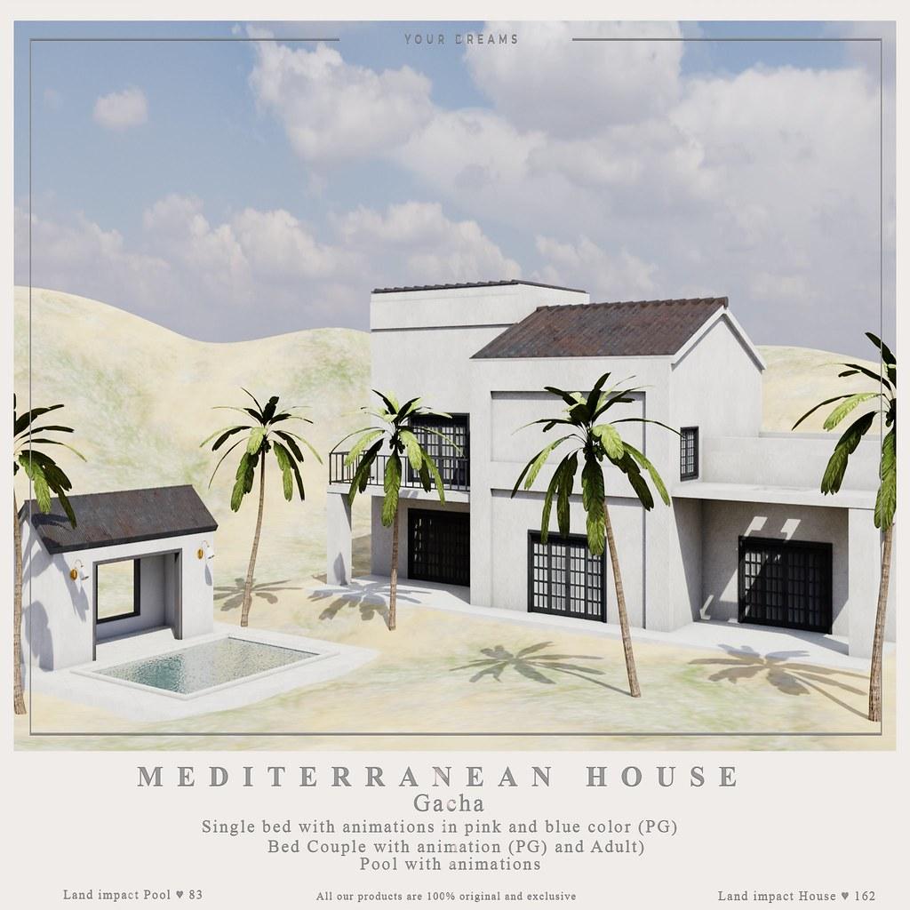 {YD} Medditerranean House