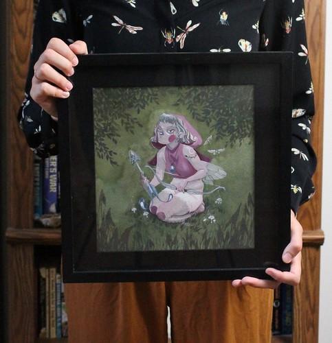 Artist Lara Smith
