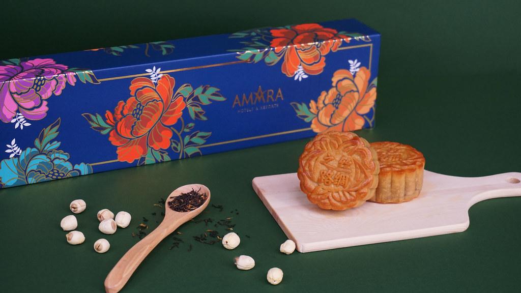 Amara Baked Mooncake
