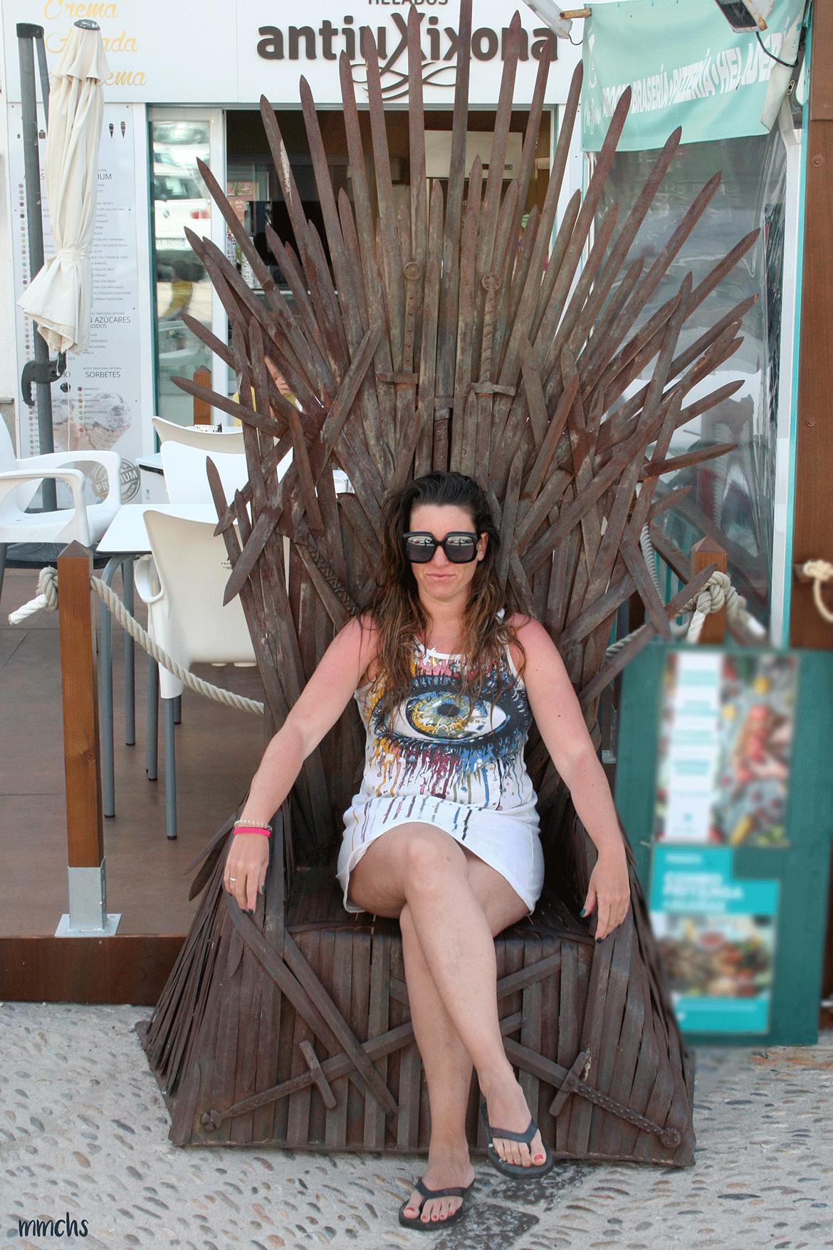 juego de tronos, Peñíscola