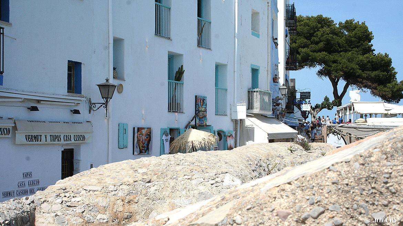casco antiguo de Peñíscola