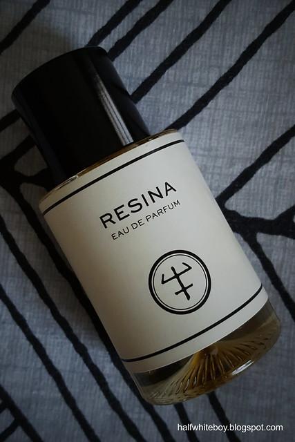 halfwhiteboy - Resina EDP by Oliver & Co. 01