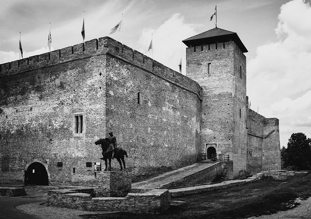 the gyula castle