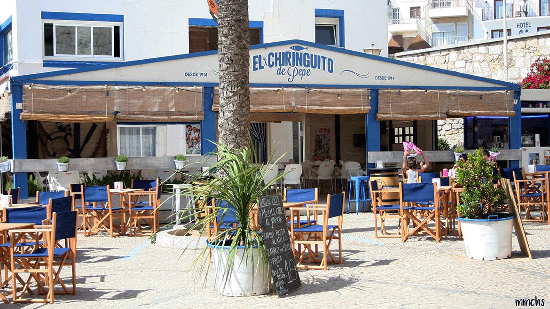El Chiringuito de Pepe, Peñíscola