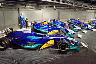 0b- Sauber Formel 1