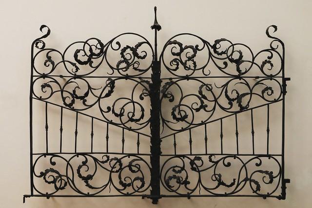 Wrought Iron Gates (17th century)