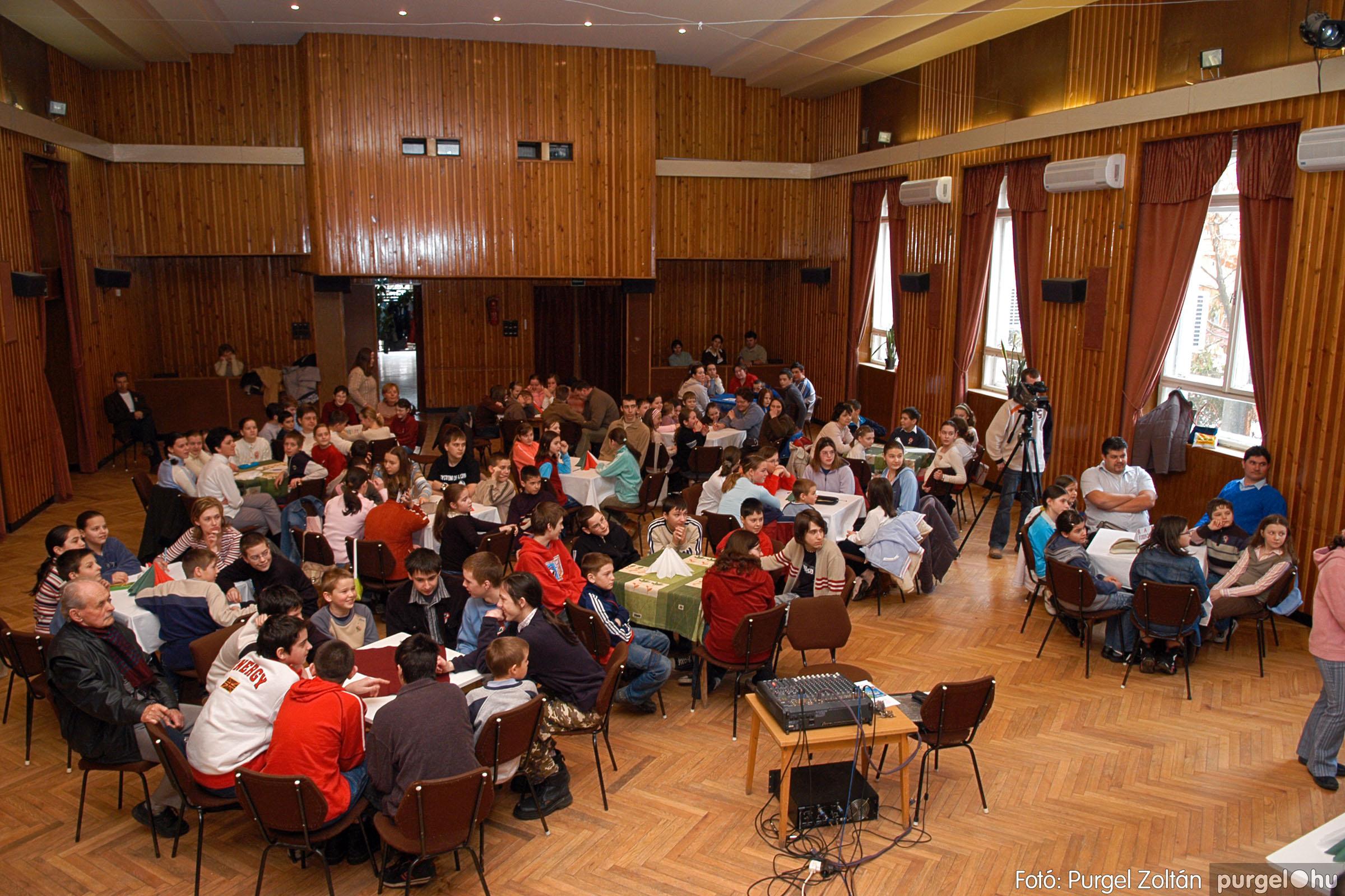 2006.03.15. 003 Forray Máté Általános Iskola iskolatörténeti vetélkedő - Fotó:PURGEL ZOLTÁN© DSC_0056q.jpg