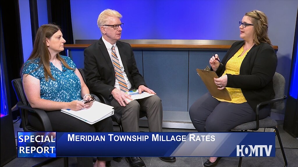 Meridian Township Millage Rates: Where Does Your Tax Money Go?