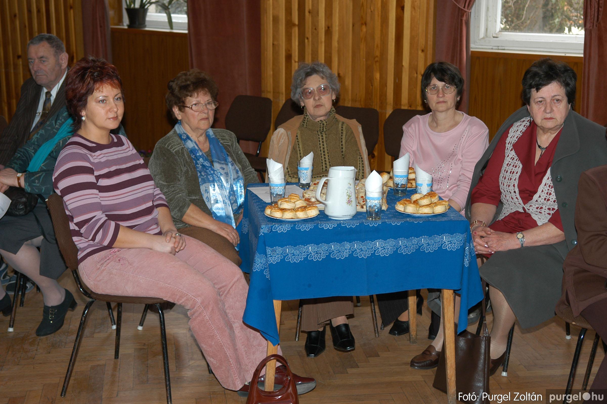 2006.03.18. 018 Pedagógus találkozó és iskolatörténeti kiállítás - Fotó:PURGEL ZOLTÁN©.jpg