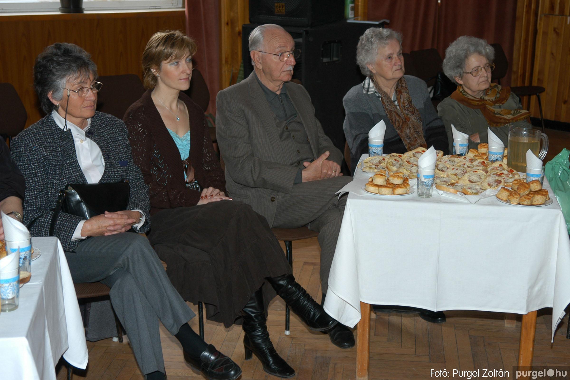 2006.03.18. 015 Pedagógus találkozó és iskolatörténeti kiállítás - Fotó:PURGEL ZOLTÁN©.jpg