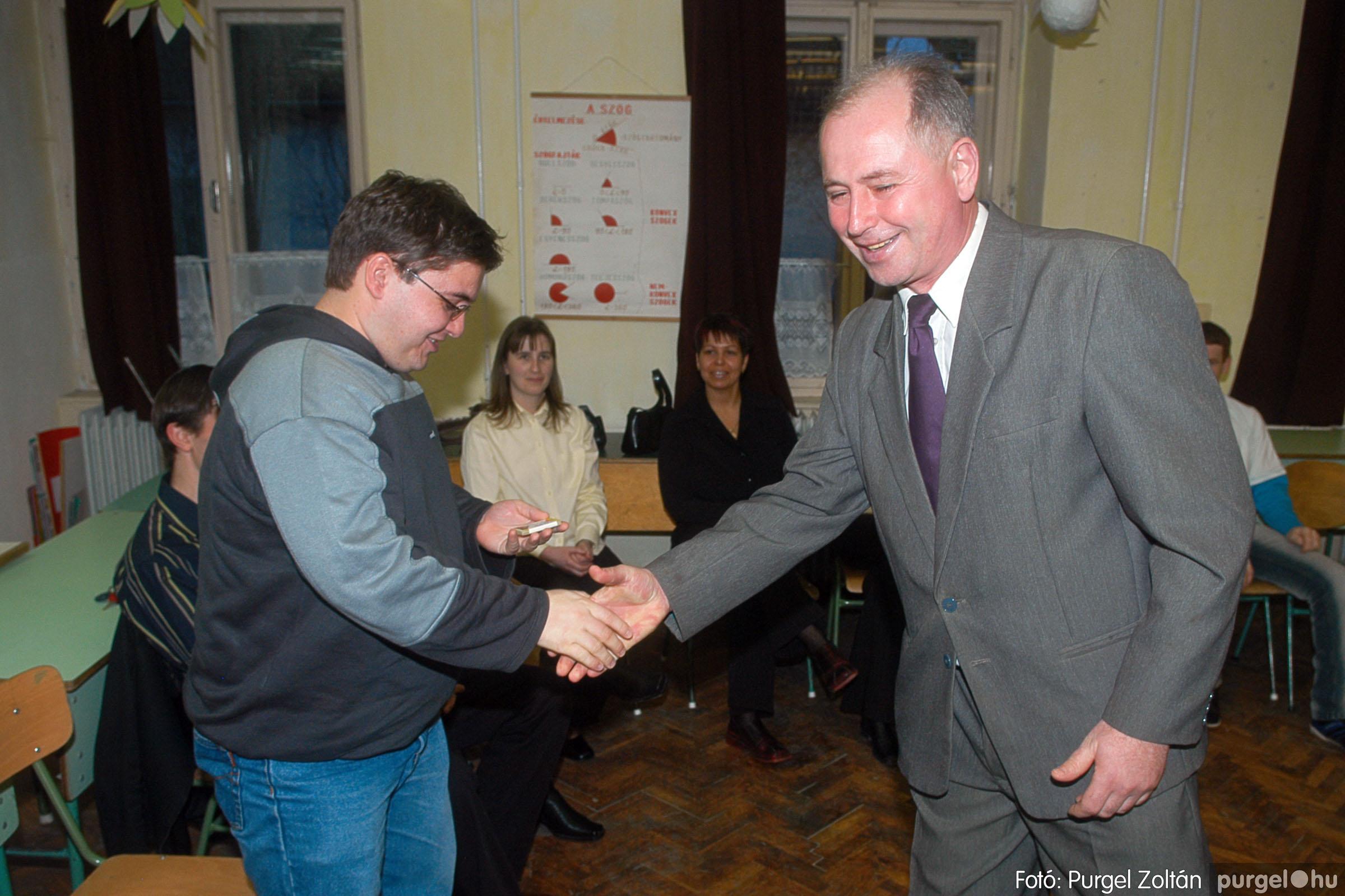 2006.03.11. 010 Forray Máté Általános Iskola osztálytalálkozó - Fotó:PURGEL ZOLTÁN© DSC_0012q.jpg