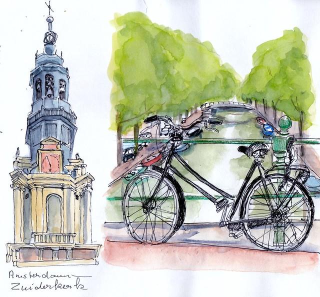Amsterdam:quartier nieuwmarkt