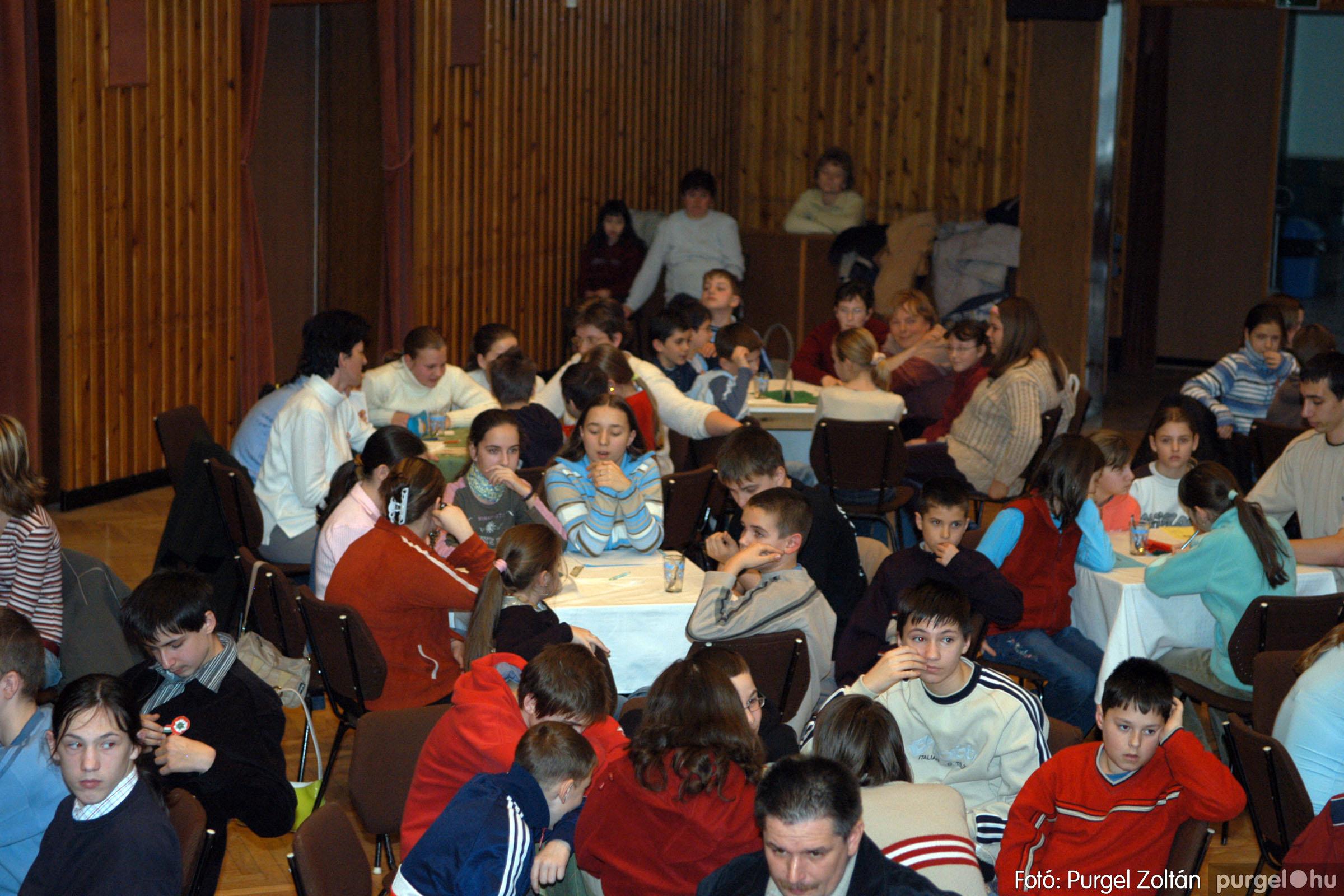 2006.03.15. 018 Forray Máté Általános Iskola iskolatörténeti vetélkedő - Fotó:PURGEL ZOLTÁN© DSC_0071q.jpg