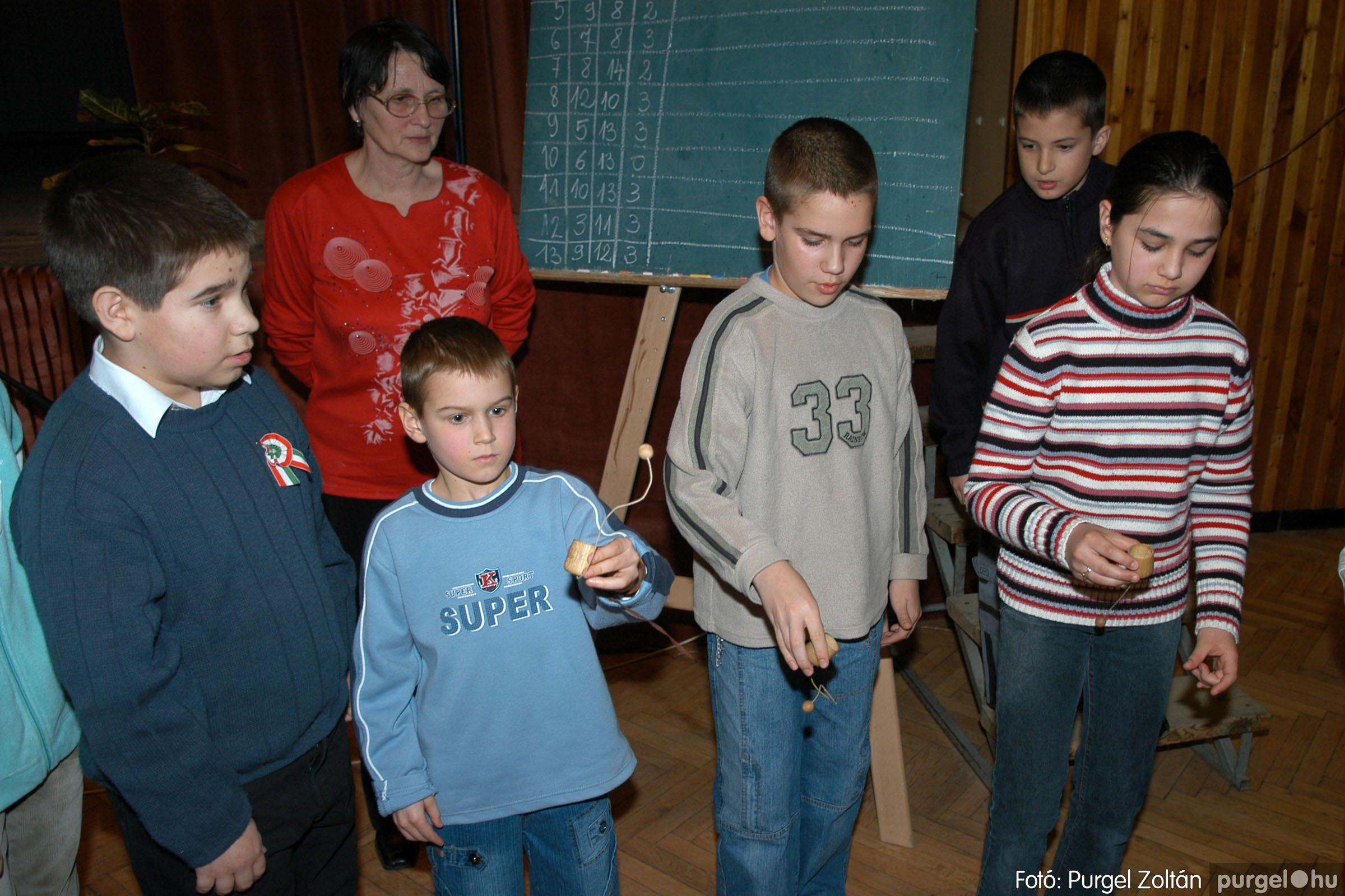 2006.03.15. 012 Forray Máté Általános Iskola iskolatörténeti vetélkedő - Fotó:PURGEL ZOLTÁN© DSC_0065q.jpg